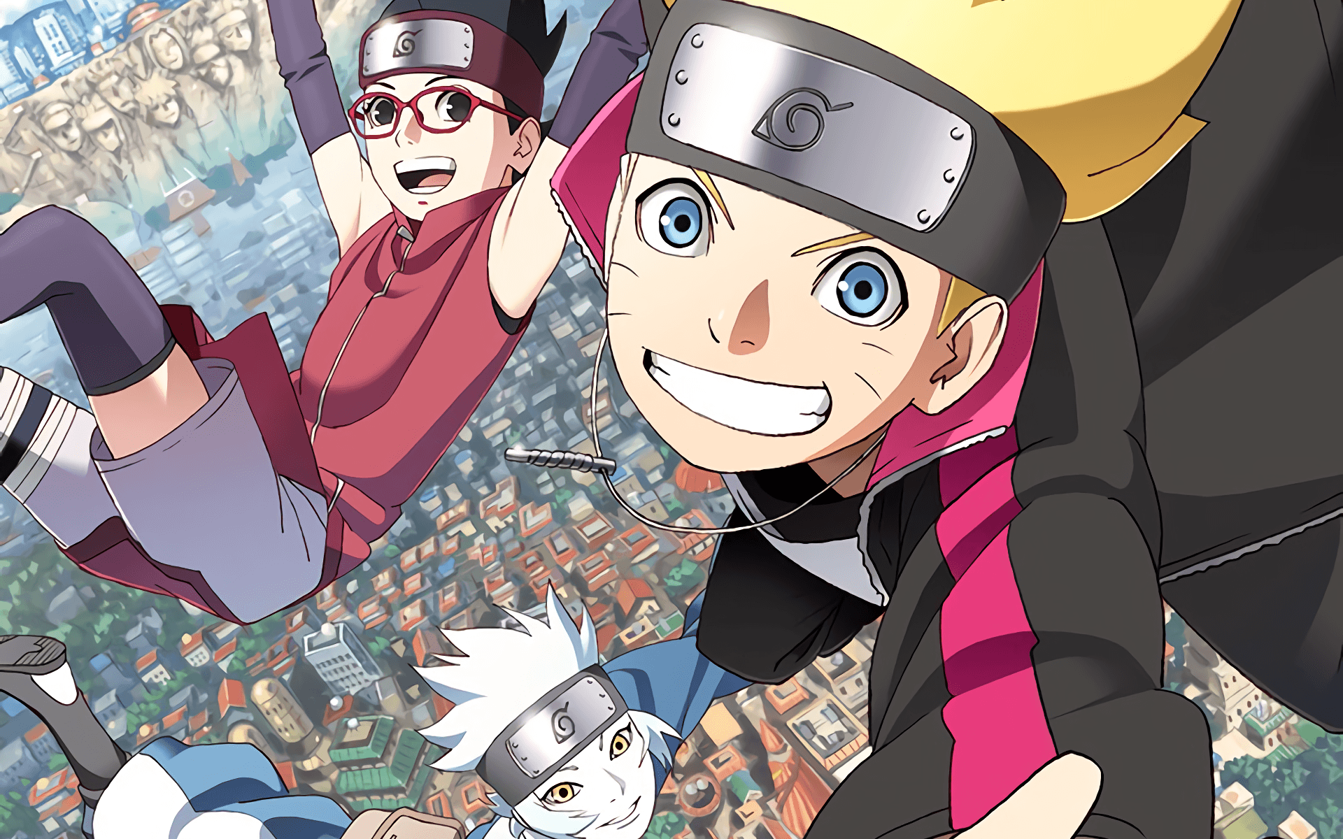 475 Boruto HD Wallpapers | Backgrounds - Wallpaper Abyss - Page 4