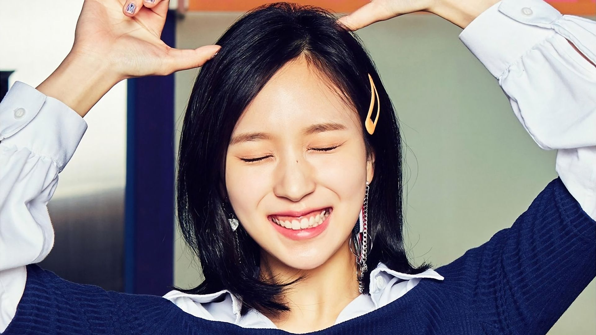 Mina TWICE Signal Beautiful K-Pop Gi... Wallpaper #41442