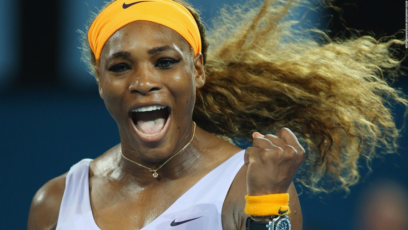 Serena Williams shares newborn daughter with the world | Teenzone