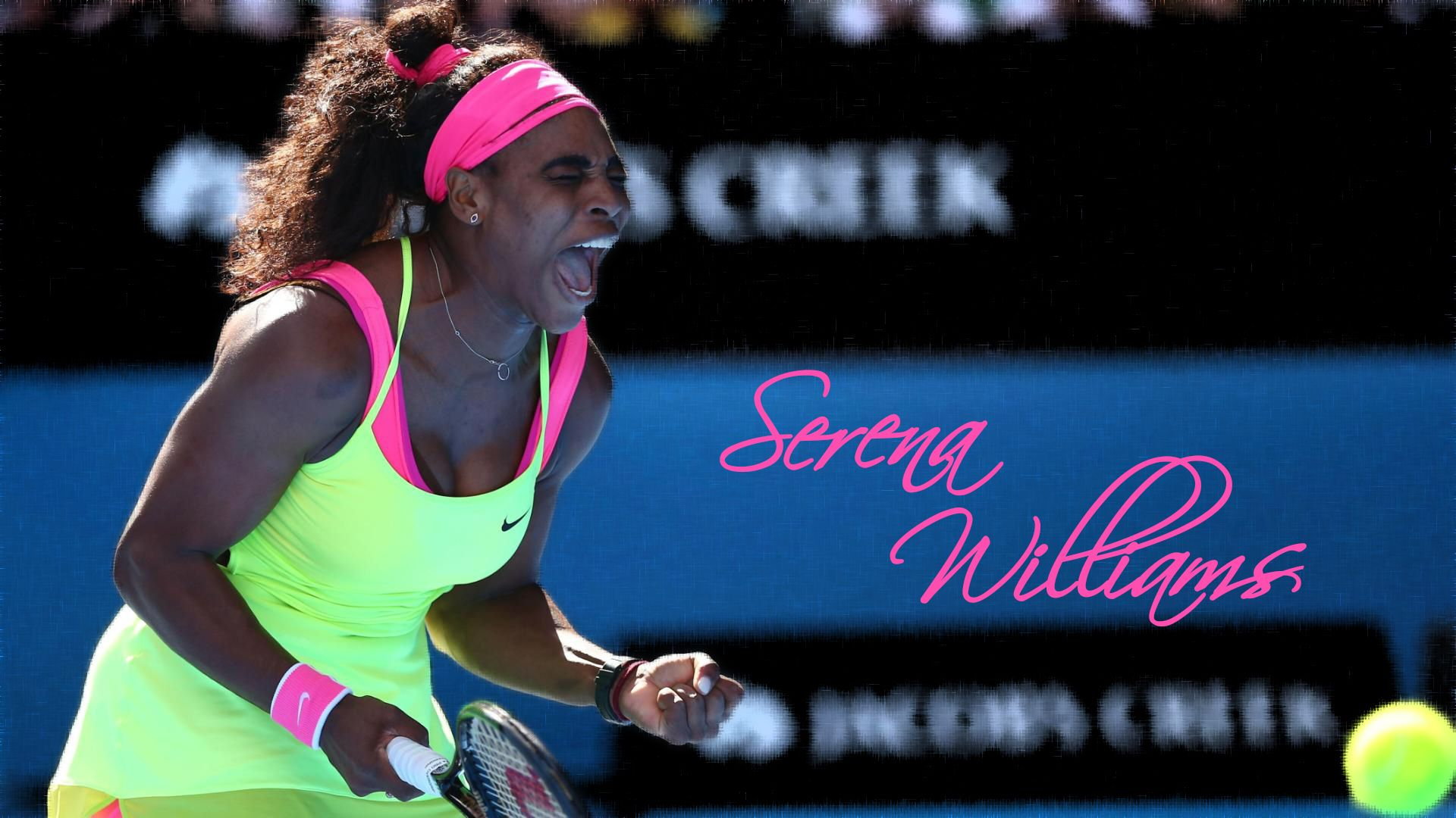 Serena Williams Wallpapers - HD Wallpapers Backgrounds of Your Choice