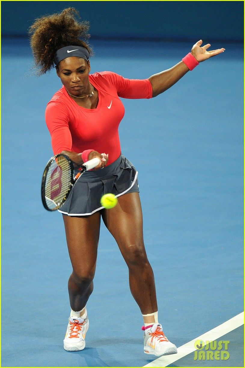 Serena Williams Wins Brisbane International Tournament!: Photo ...