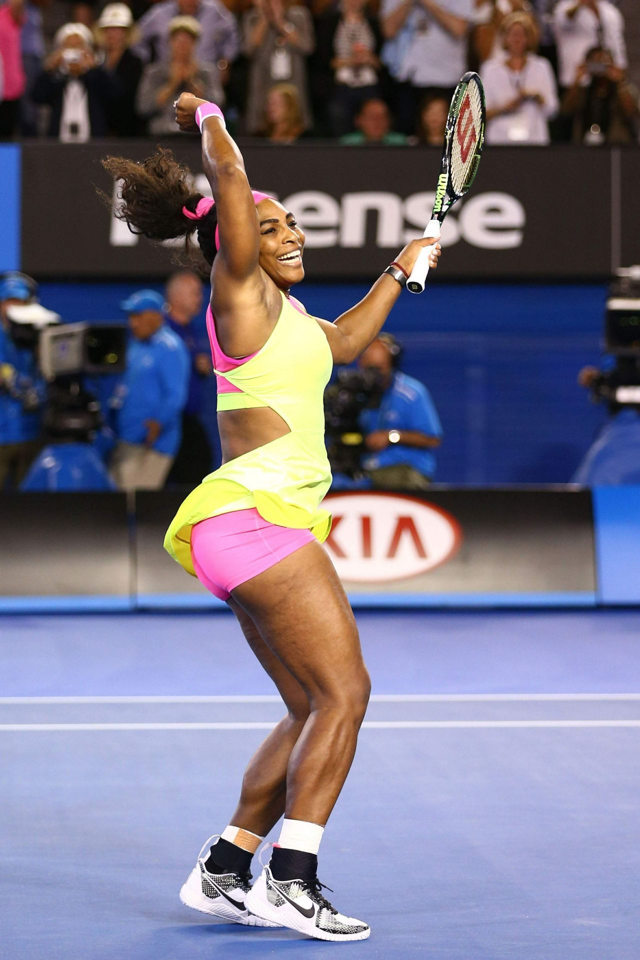 Williams - Australian Open 2015 Final