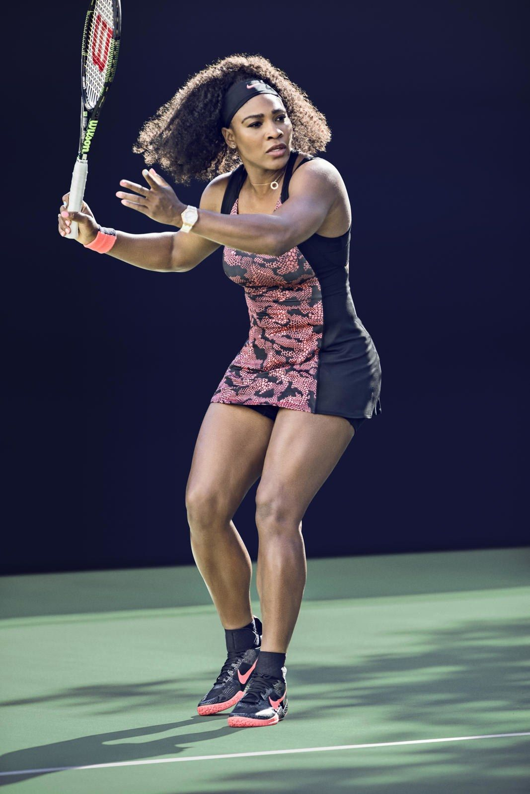 Serena Williams's New Collection With Nike: Greatness - Vogue