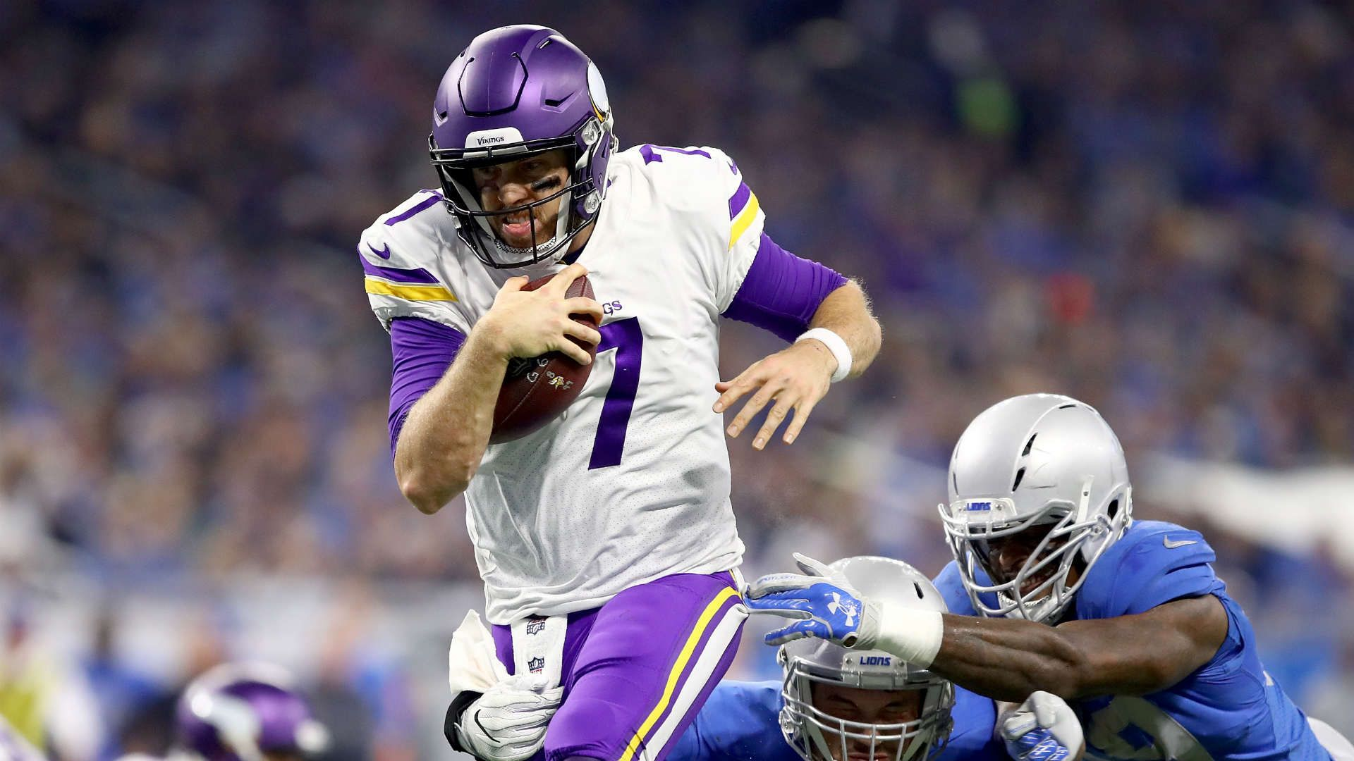Three takeaways from Vikings' Thanksgiving win over Lions   NFL ...