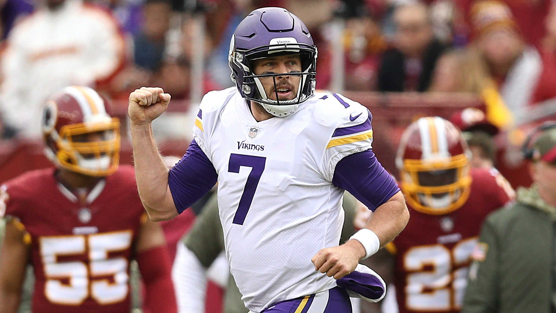 Vikings need to ride Case Keenum, even if Teddy Bridgewater is ...