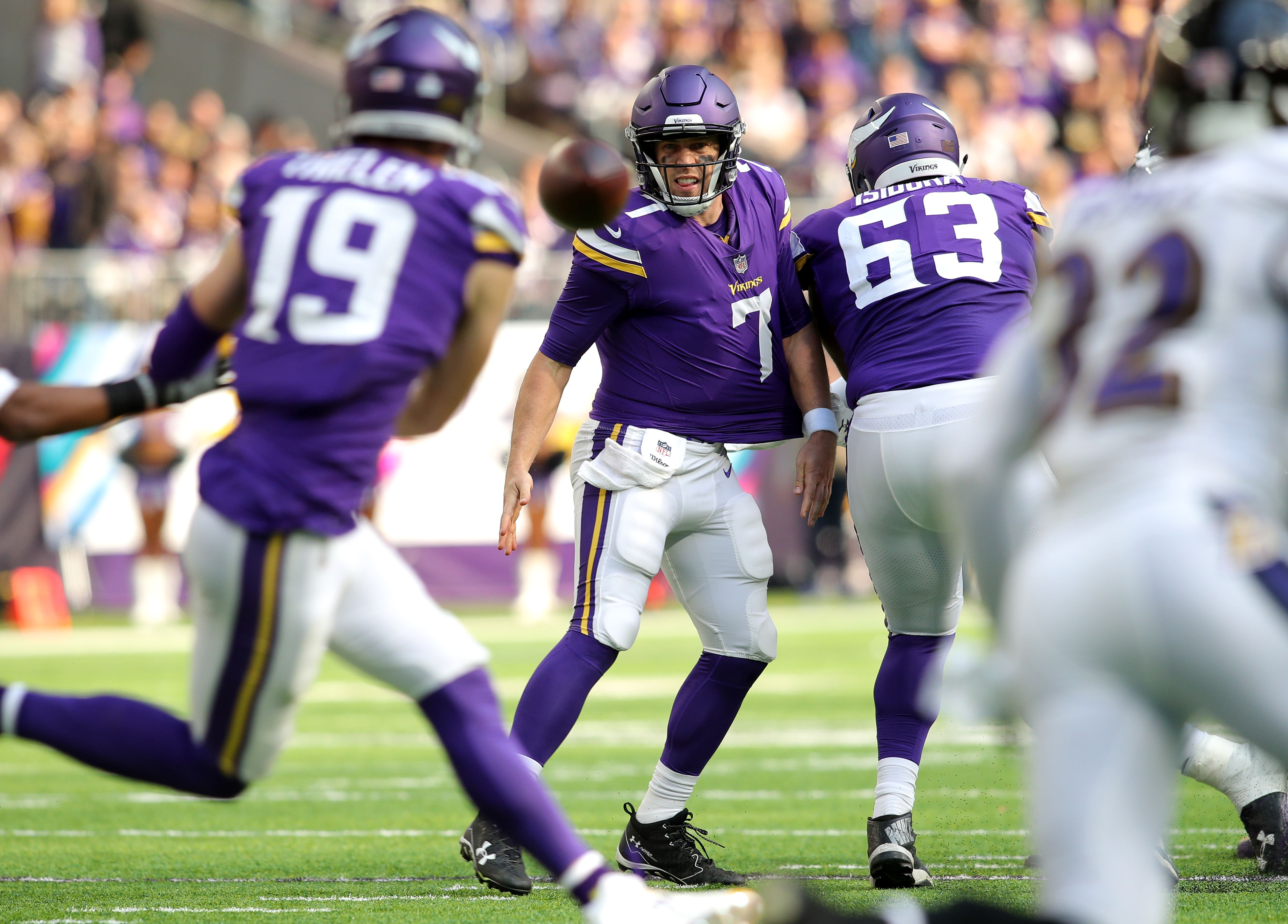 Minnesota Vikings vs. Cleveland Browns: Week 8 Bold Predictions