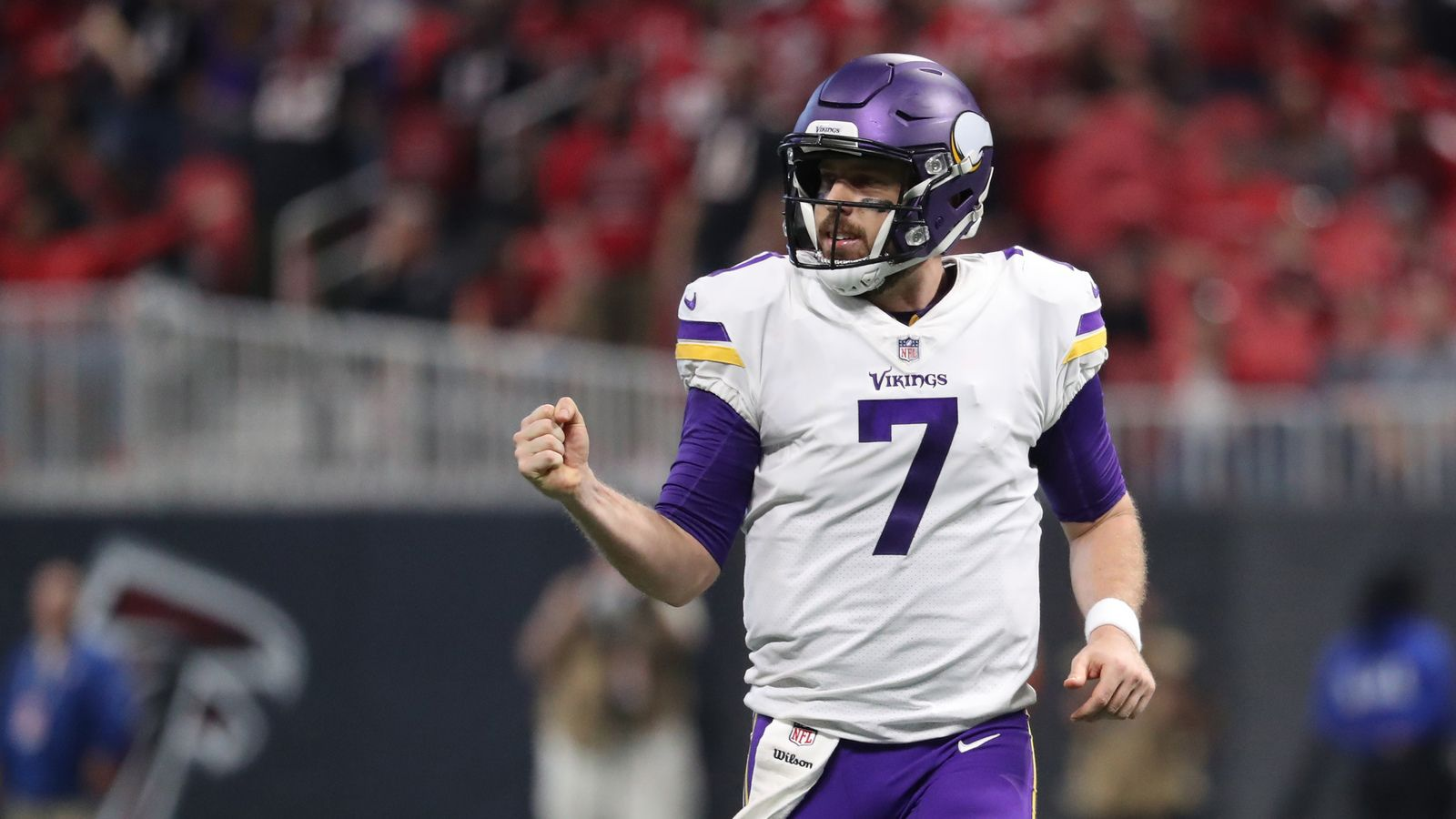 Case Keenum is pressing the right buttons for Vikings | Yardbarker.com