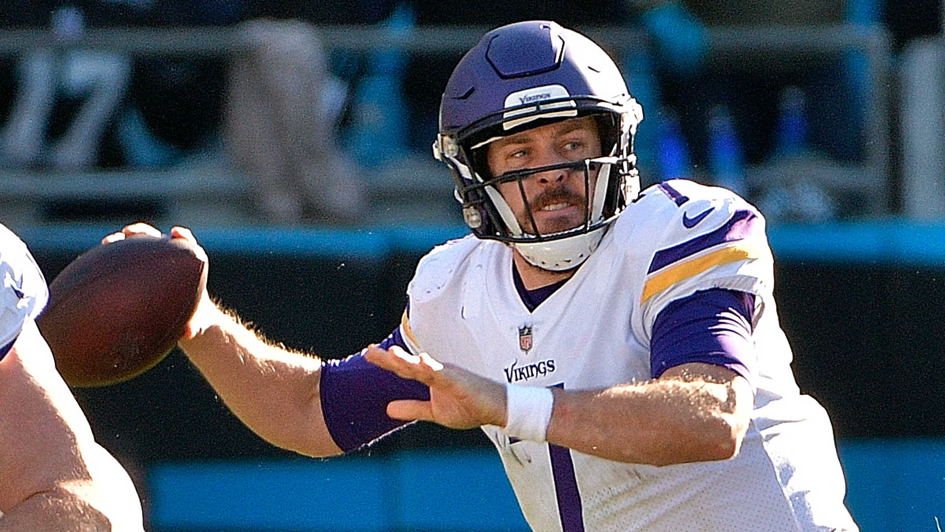 Case Keenum finally cools off, but still reminds Vikings he's ...