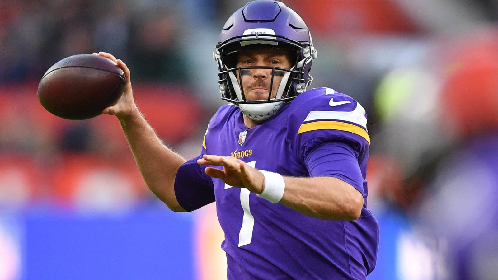 Vikings name Case Keenum starter for Week 11 | Yardbarker.com