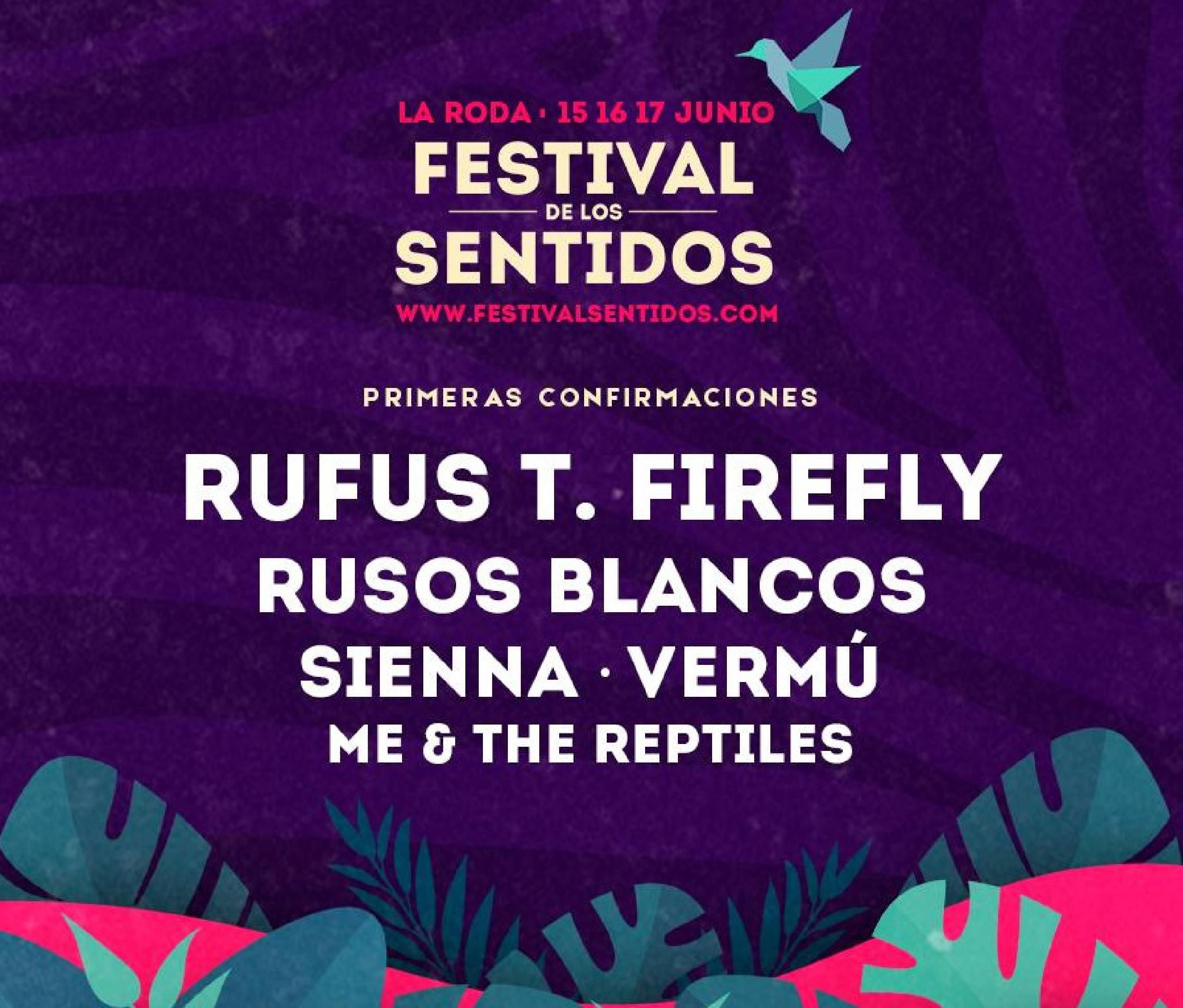 Festival de los Sentidos 2018. Tickets, lineup, bands for Festival ...
