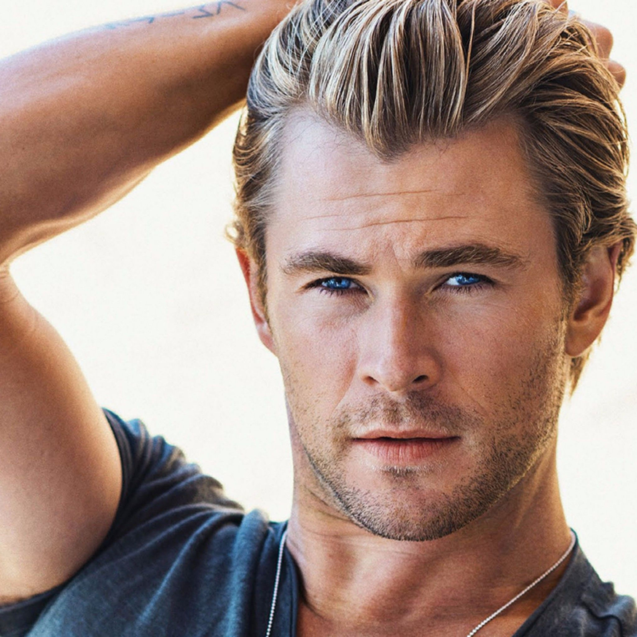 Inspiring Chris Hemsworth 4K Wallpaper | Free 4K Wallpaper