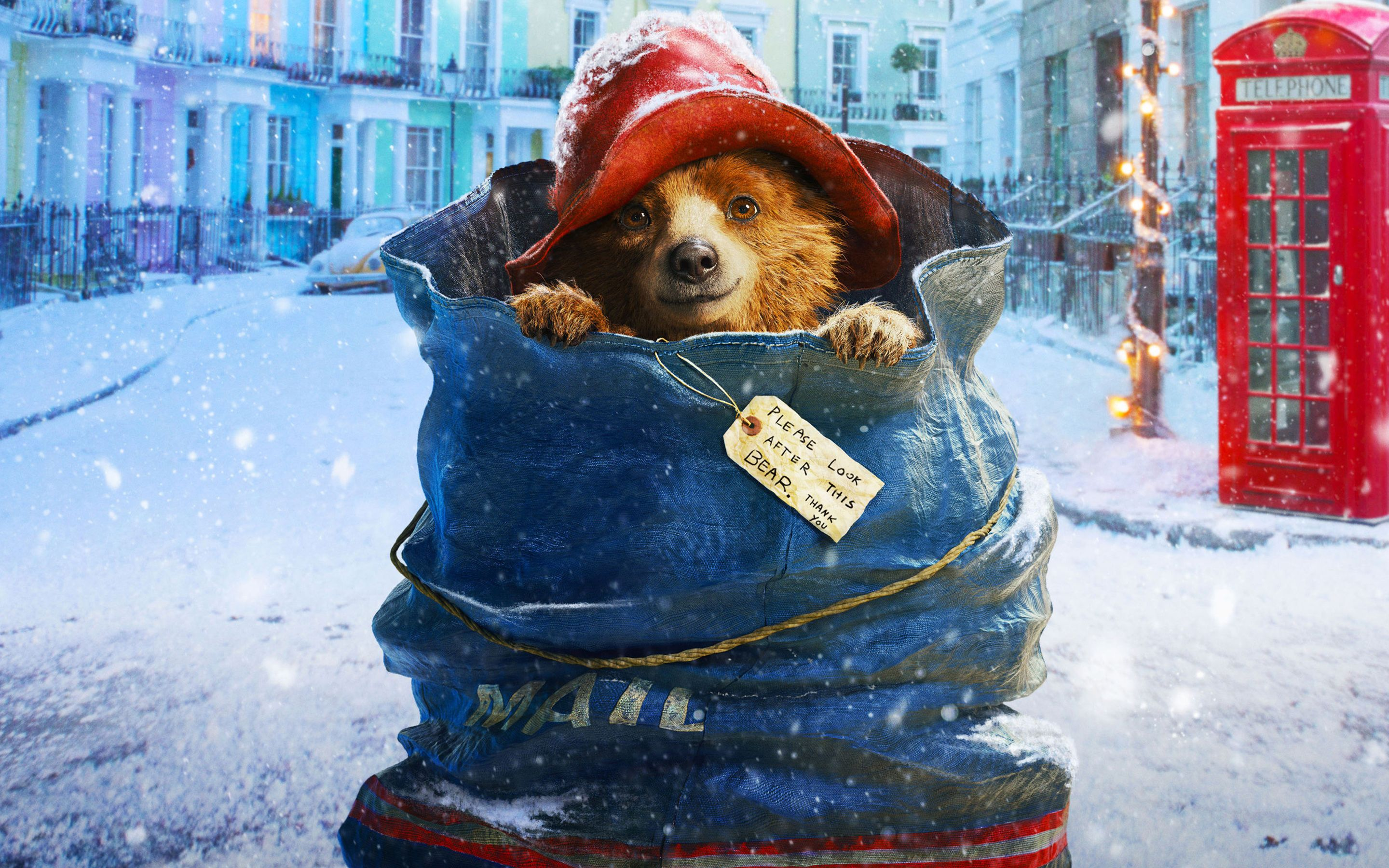 Paddington 2014 Movie Wallpapers | Wallpapers HD