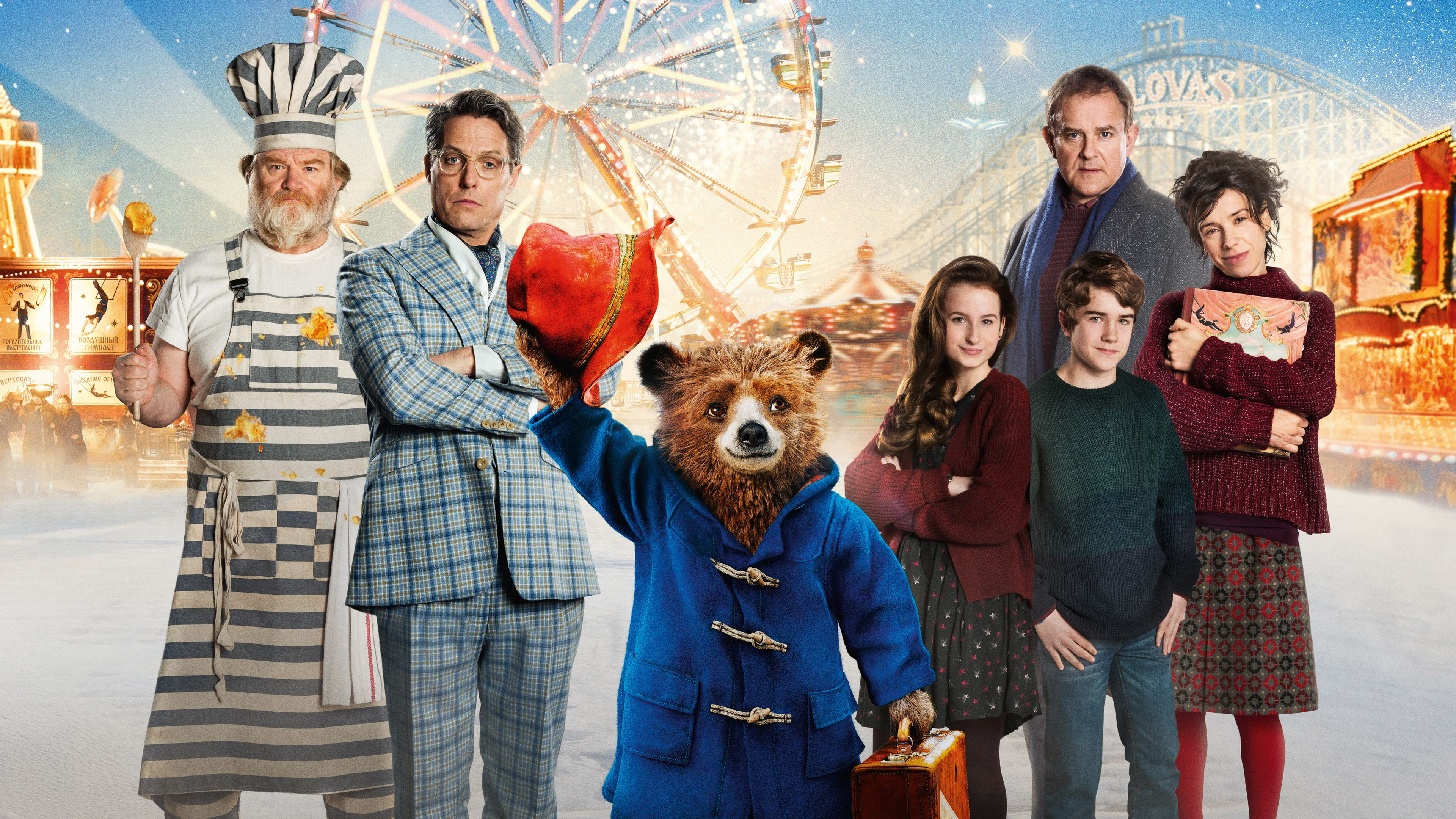 Paddington 2 4K Wallpapers | HD Wallpapers