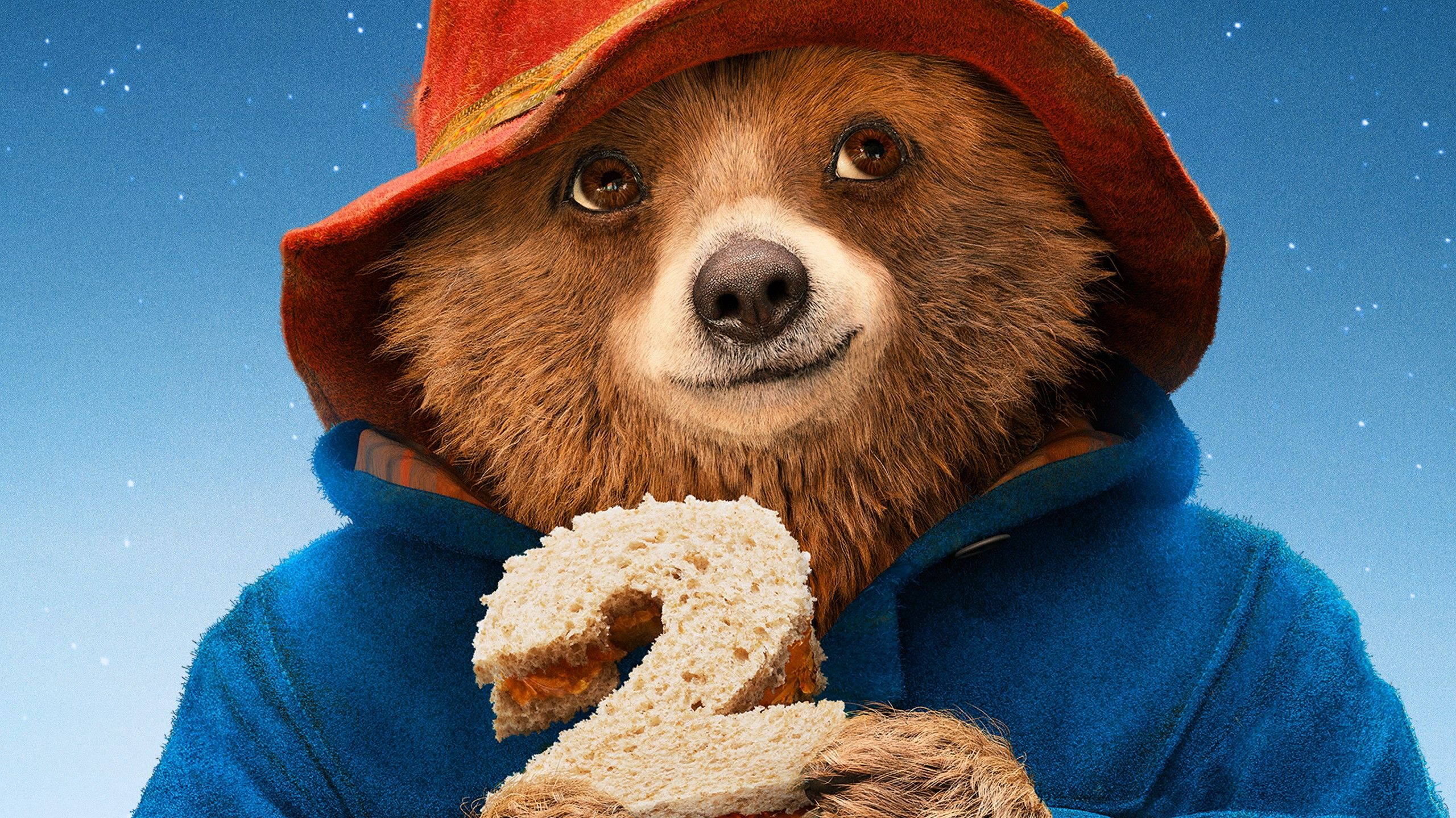 Wallpaper Paddington 2, Animation, Adventure, Comedy, 2017, 4K ...