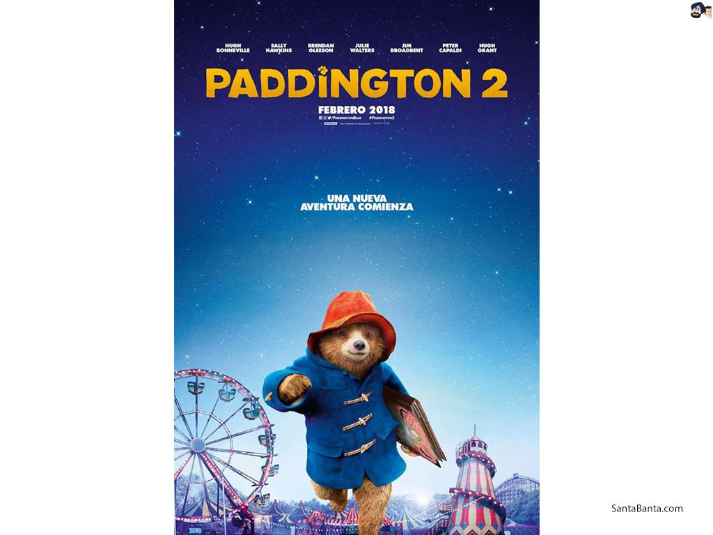Paddington 2 Movie Wallpaper #2