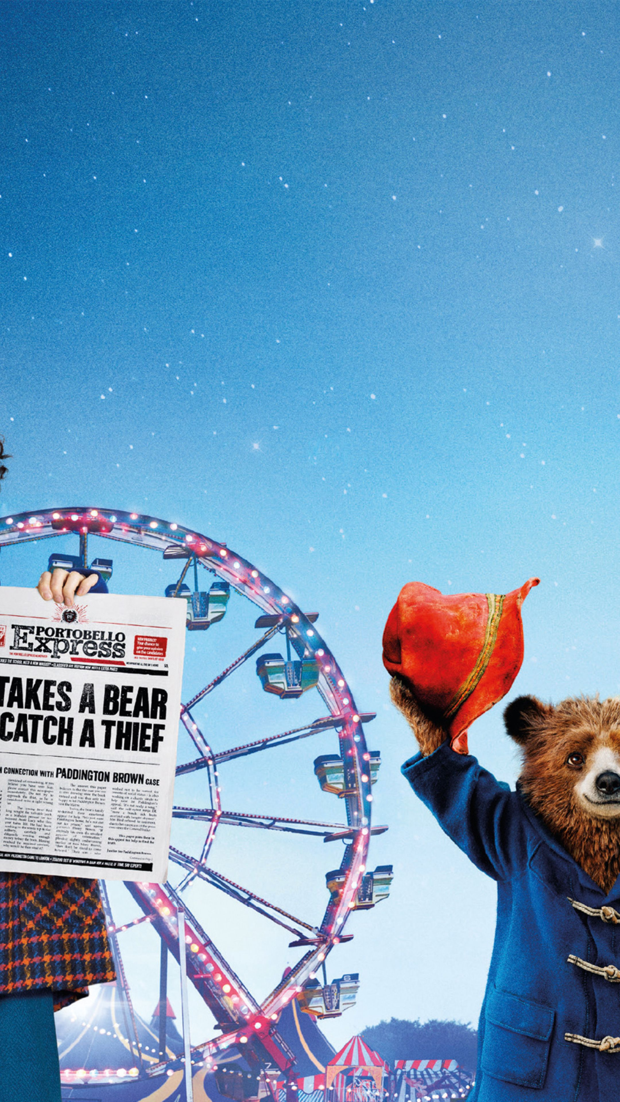 Download Paddington 2 Movie 2017 2160x3840 Resolution, Full HD 2K ...