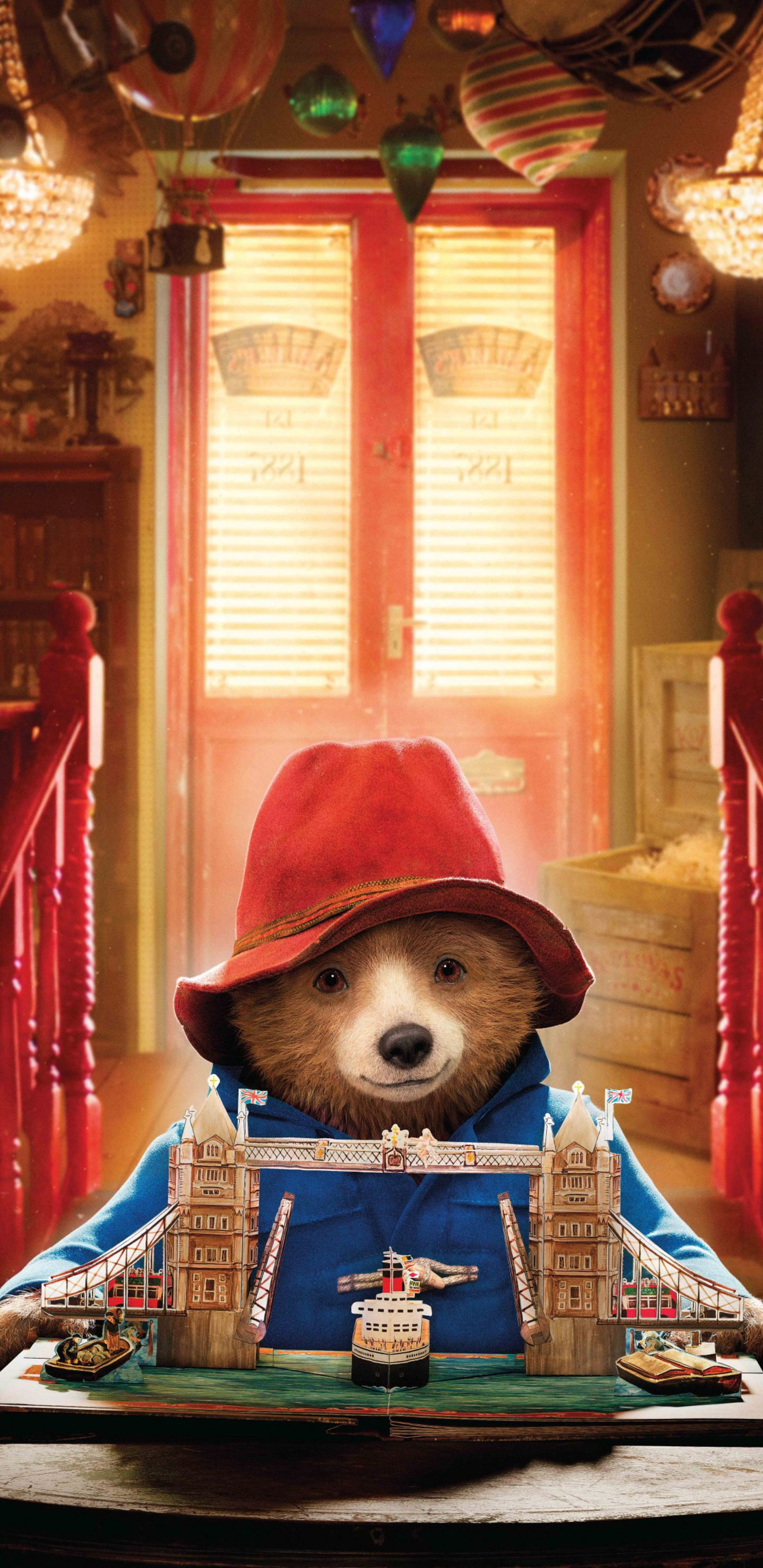 1440x2960 Paddington 2 Samsung Galaxy S8,S8+ ,Note 8 QHD HD 4k ...