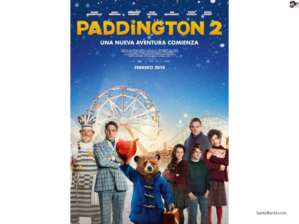 Paddington 2 Movie Wallpaper #4
