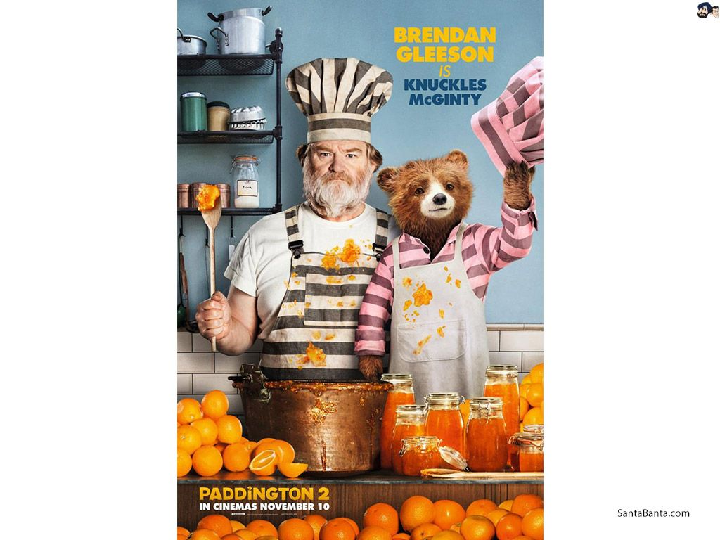 Paddington 2 Movie Wallpaper #3