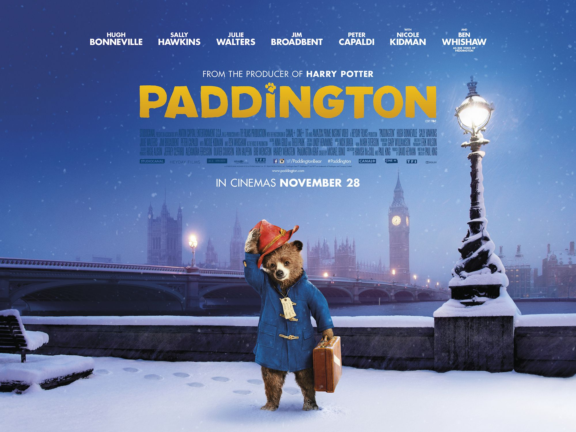 best images about Paddington on Pinterest Paddington bear | HD ...