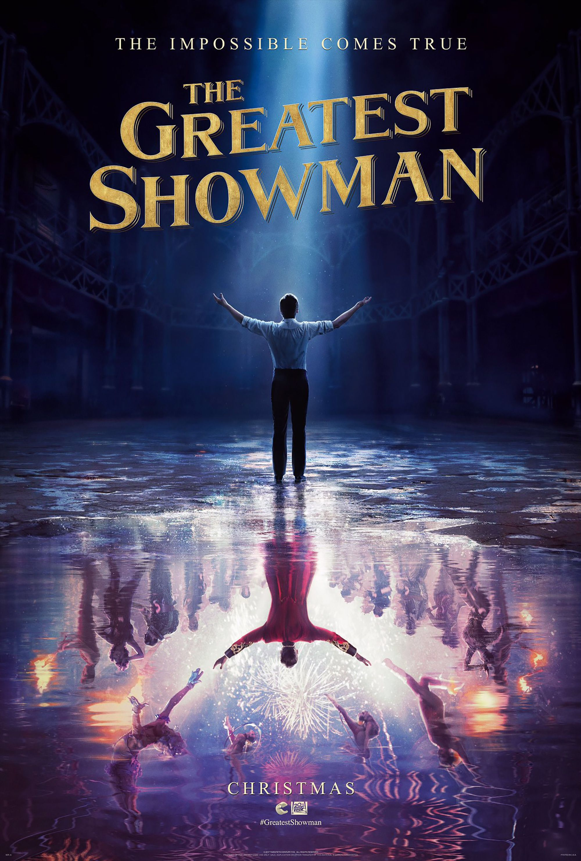 The Greatest Showman 2017 Movie Posters | JoBlo Posters