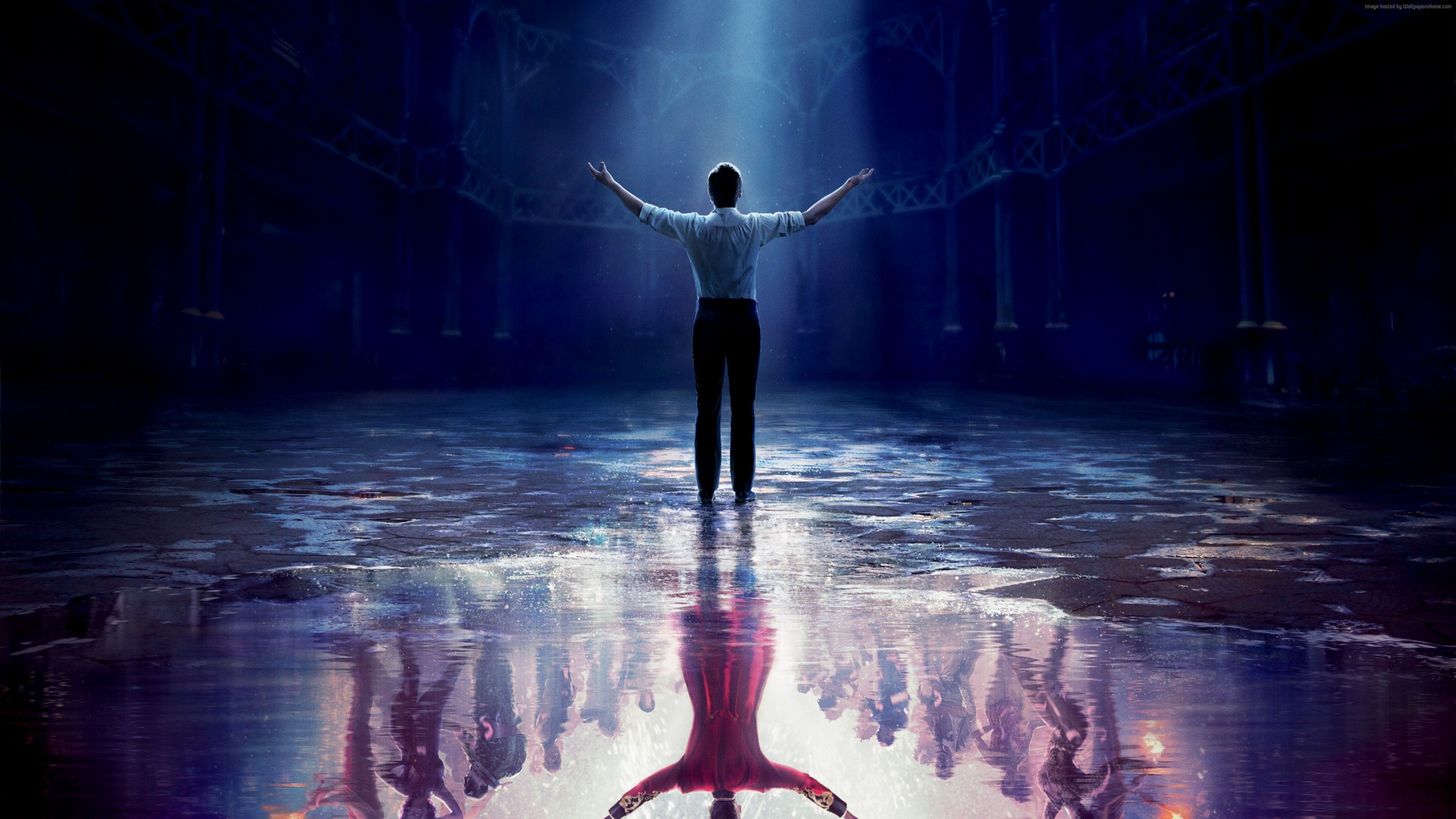 Wallpaper The Greatest Showman, Hugh Jackman, 4k, Movies #16096