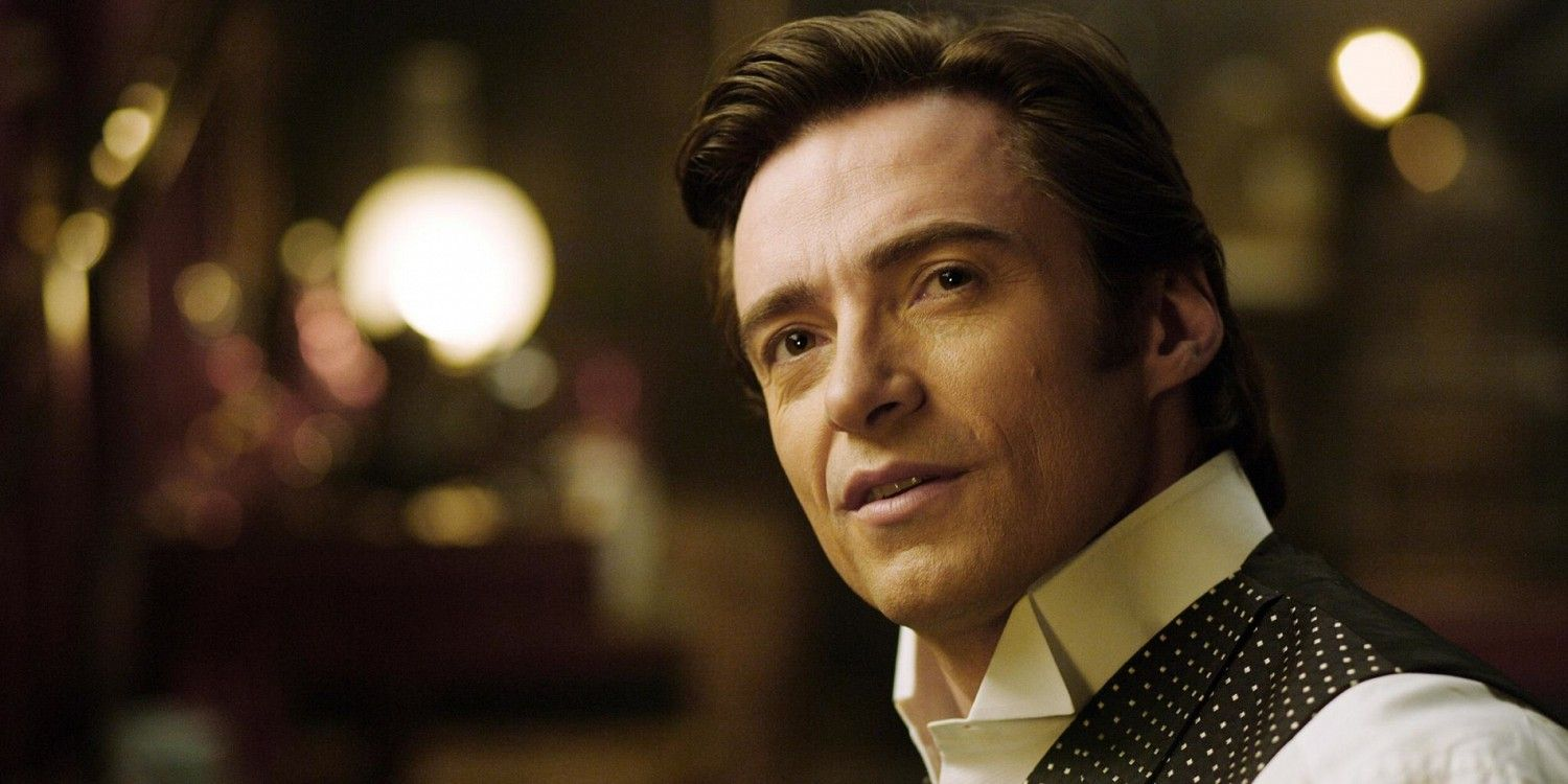 Hugh Jackman is The Greatest Showman - My Daily Journal