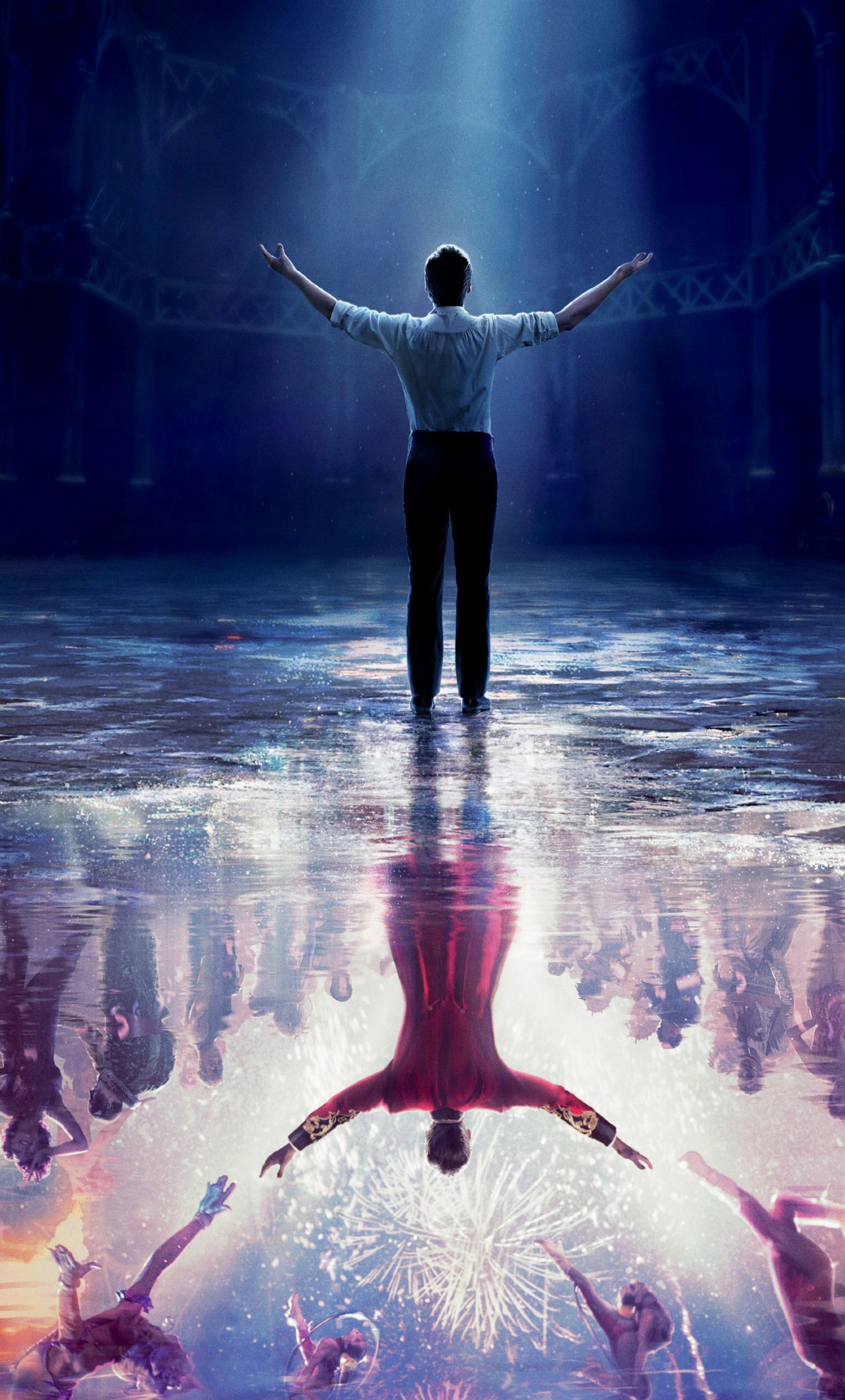 Download The Greatest Showman 2017 1280x2120 Resolution, HD 4K ...