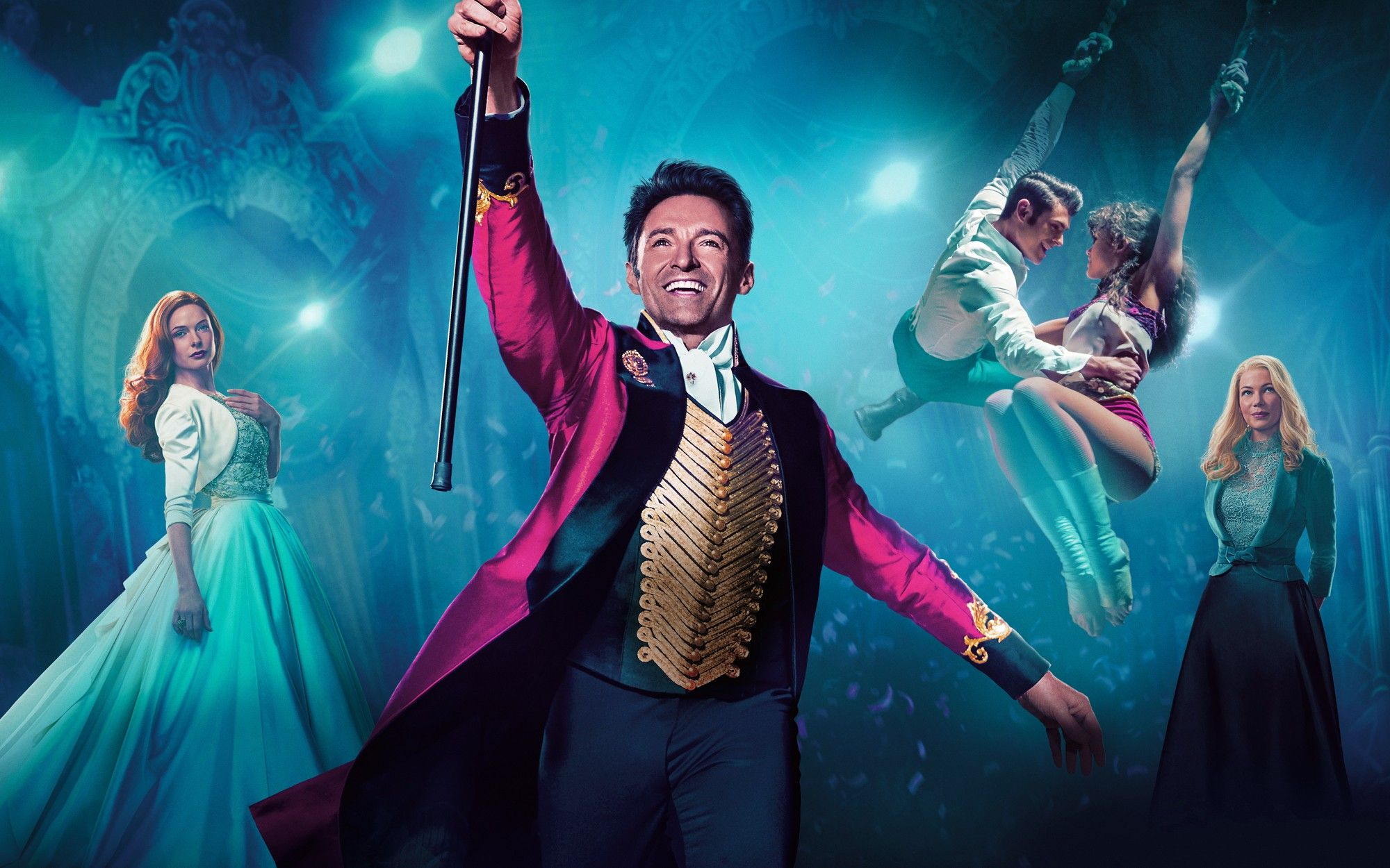 The Greatest Showman HD Wallpapers - New HD Wallpapers