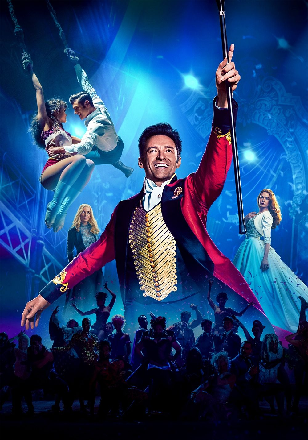 The Greatest Showman on Earth | Movie fanart | fanart.tv