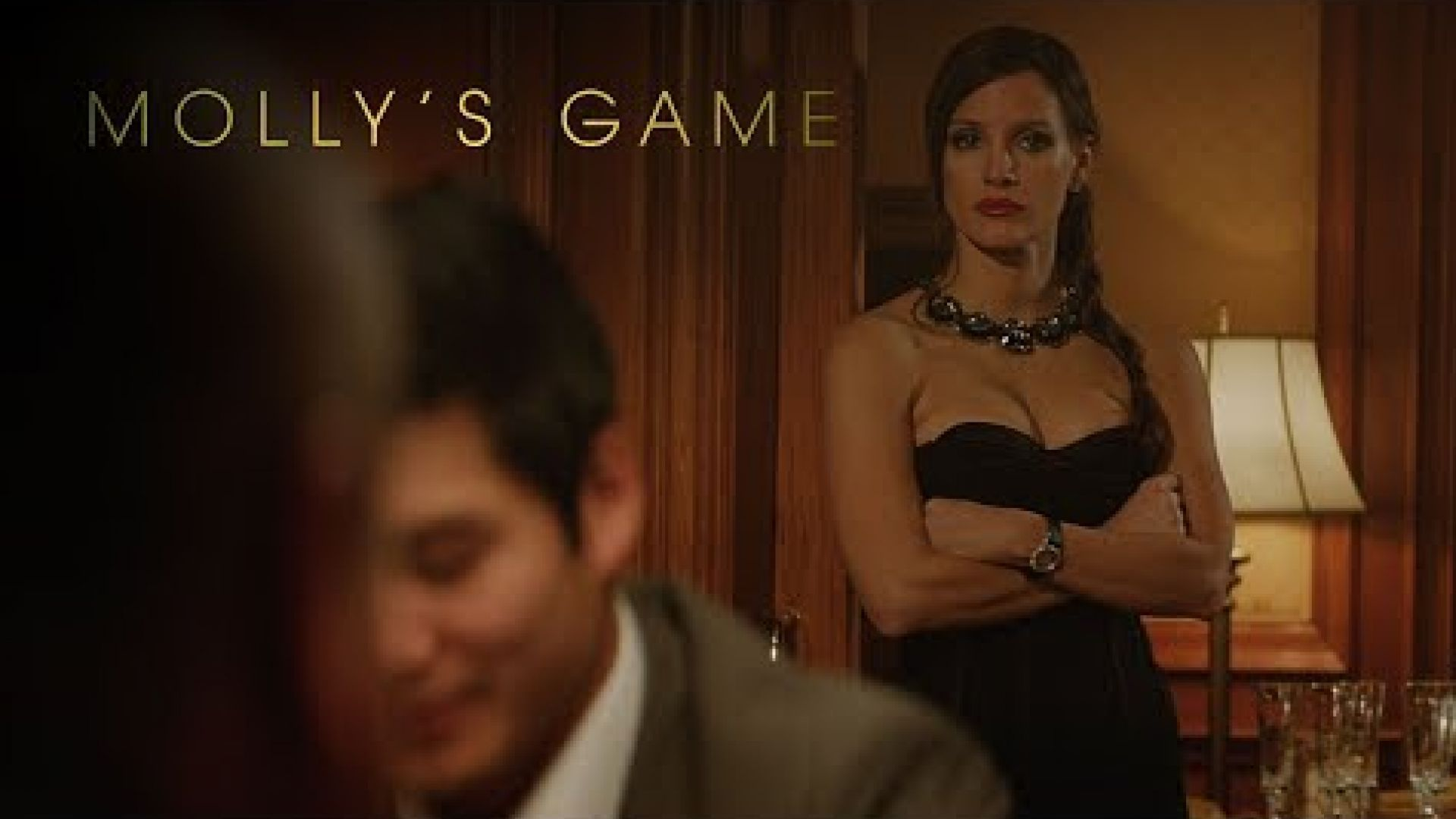 The stakes are high in Aaron Sorkin's 'Molly's Game' (teaser ...