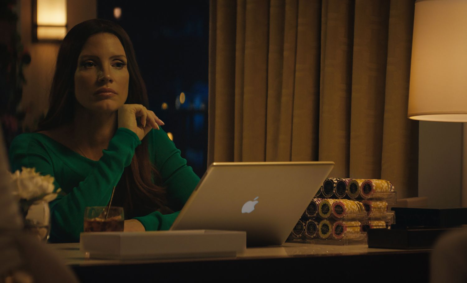 Molly's Game Review: Jessica Chastain Shines as Poker Queen | Collider
