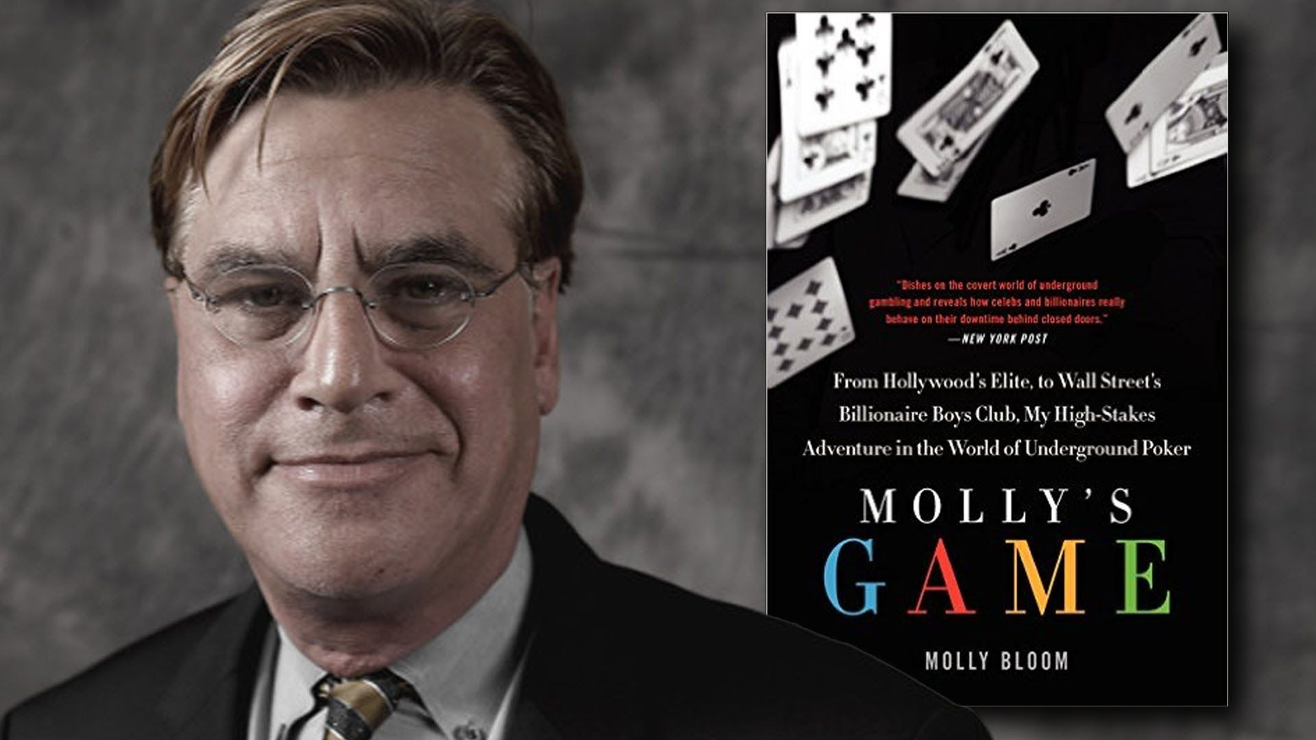 Aaron Sorkin to make directorial debut with Molly's Game ...
