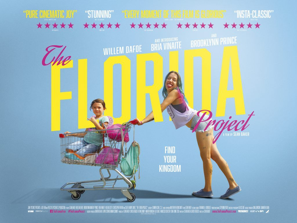 Check Out The UK Trailer & Poster For 'The Florida Project'
