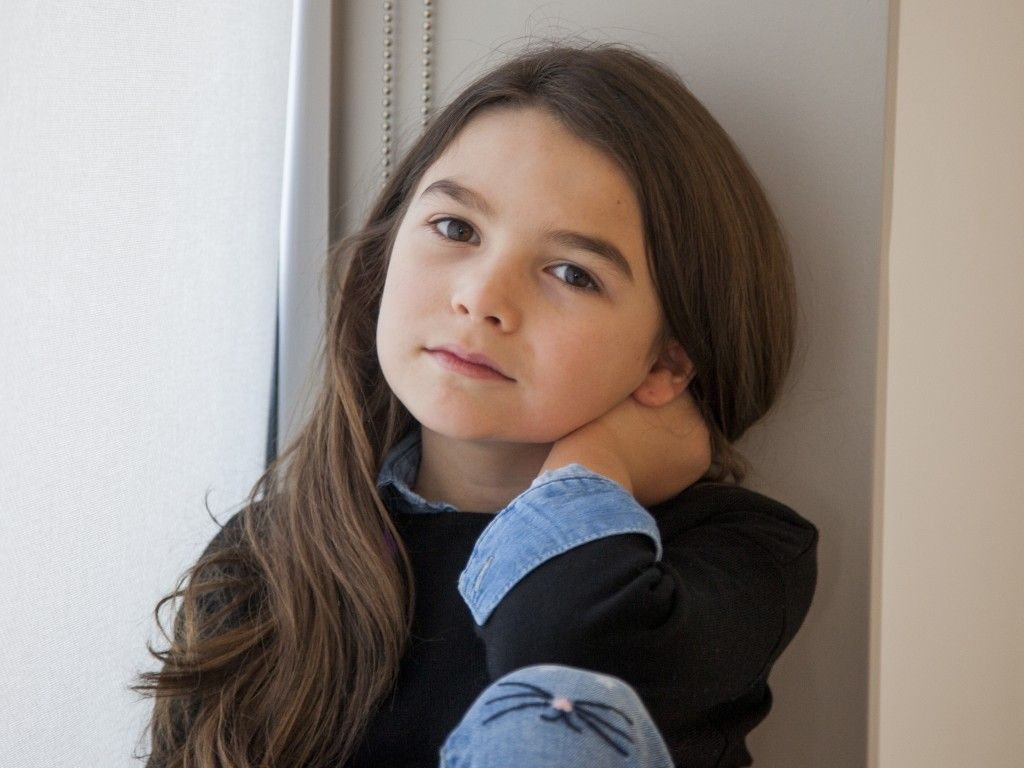 2017 Breakthrough: Brooklynn Prince of 'The Florida Project ...