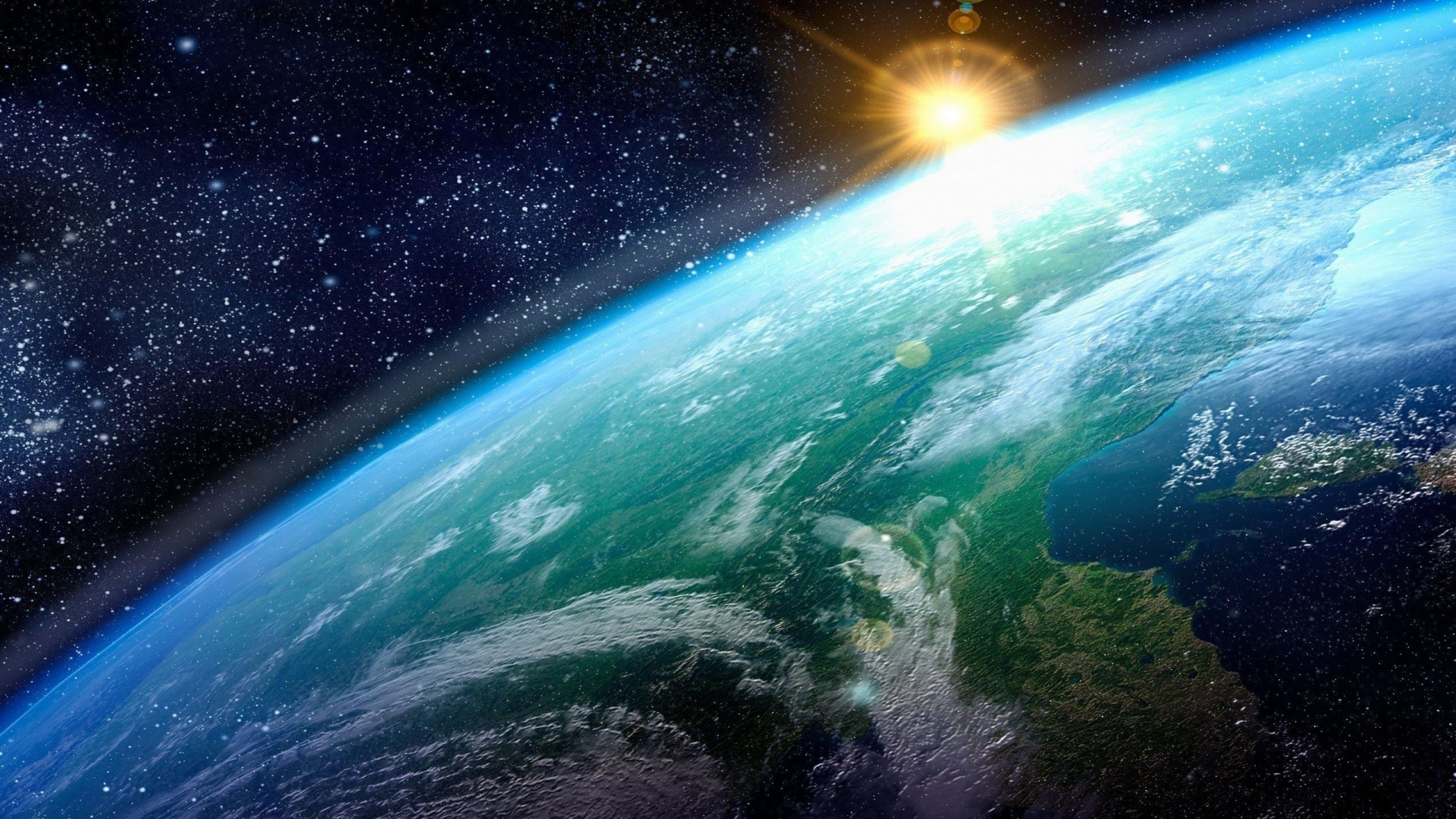 4K Ultra HD Earth Wallpapers HD, Desktop Backgrounds 3840x2160 ...