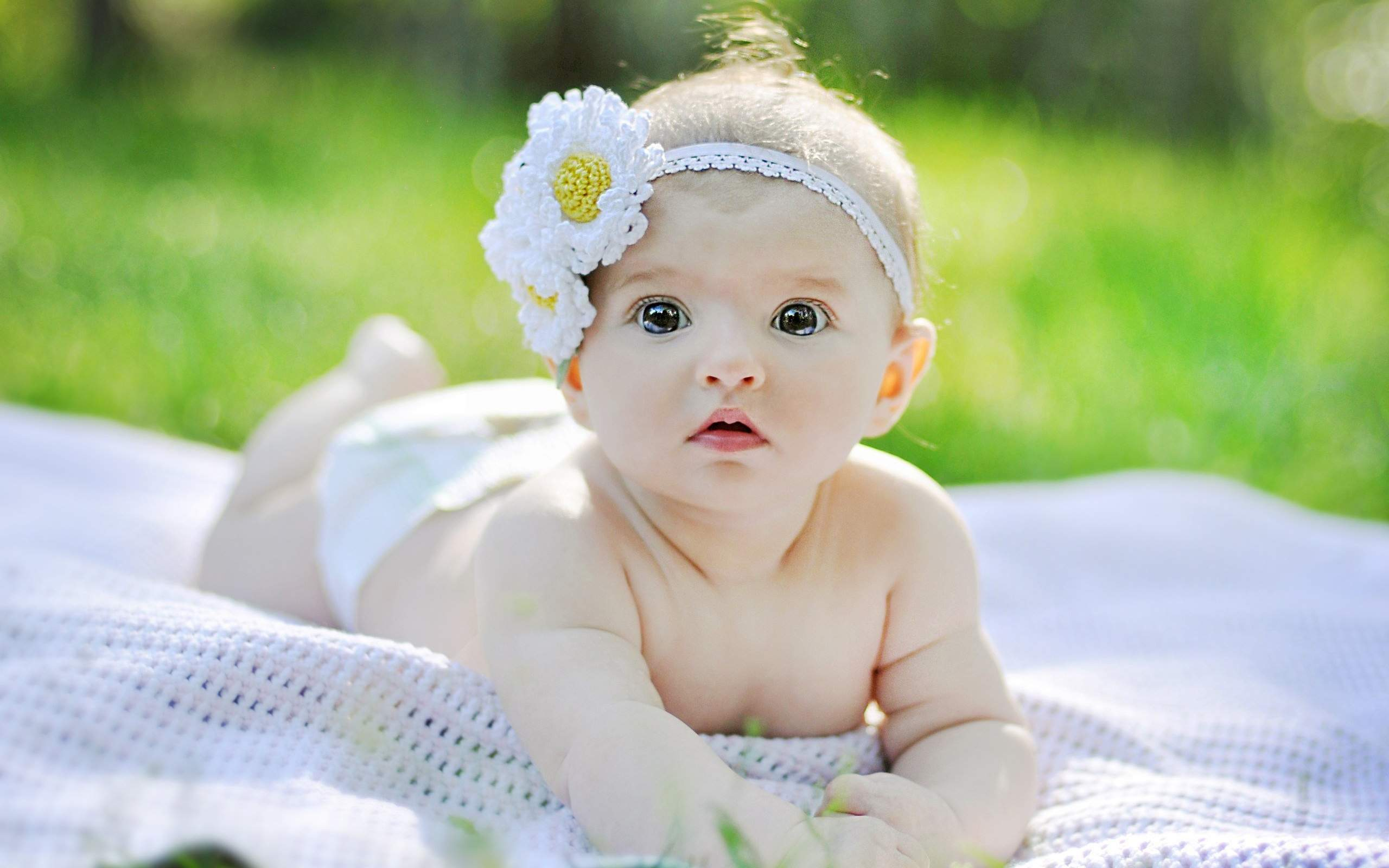 Backgrounds Cute Baby Girl Hd For Desktop Laptop Mobile With Small ...