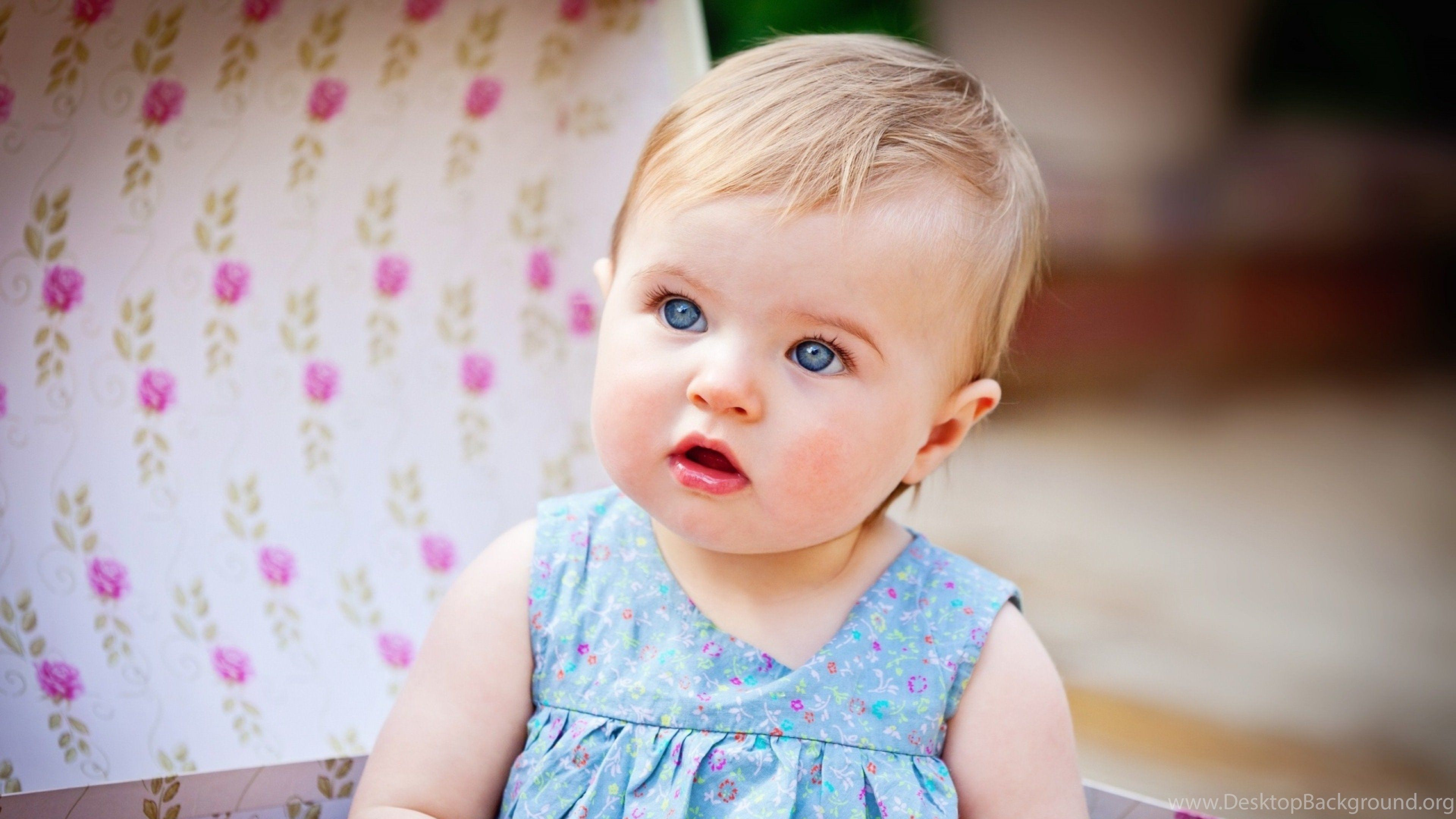 Wallpapers Cute Baby Girl With Beautiful Blue Eye Wallpapers ...