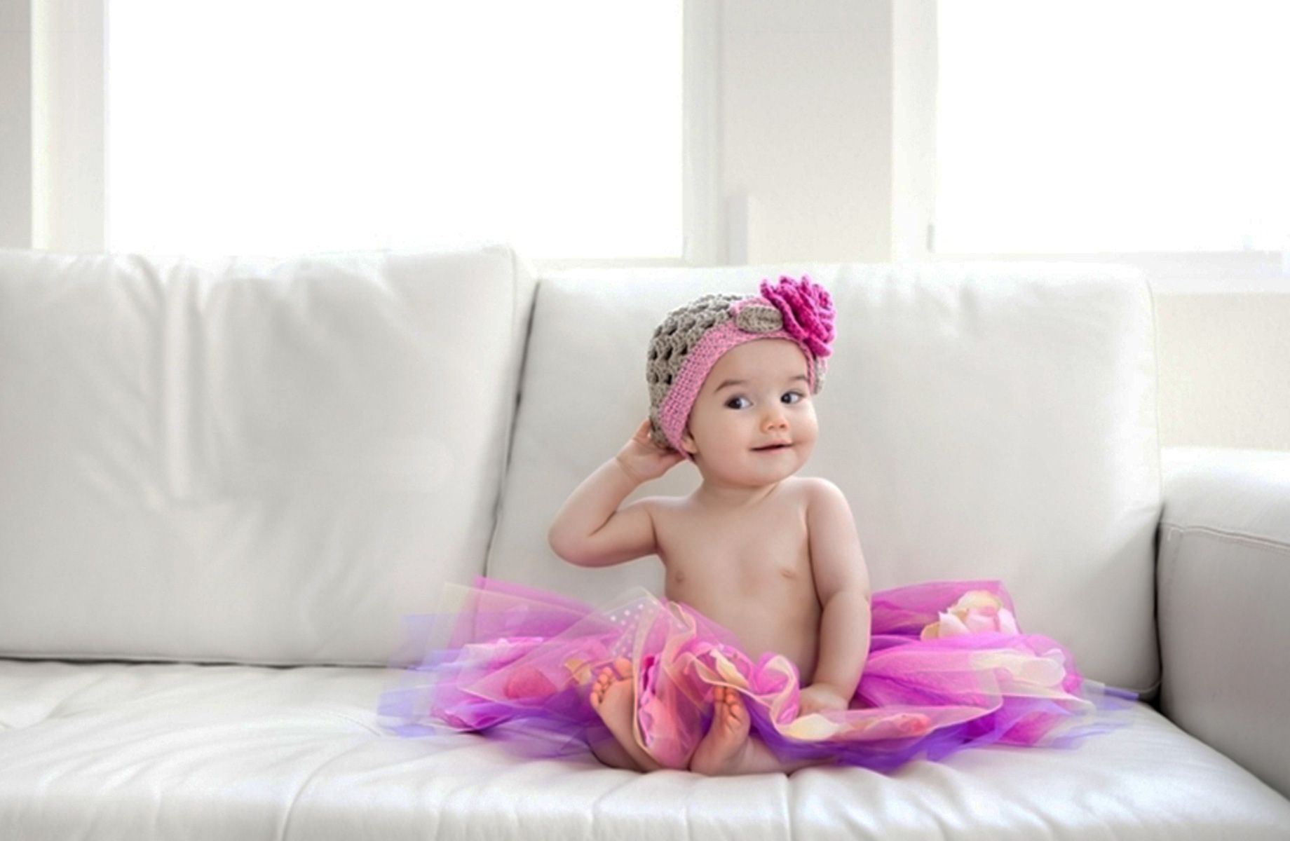 Cute Babies Hd Wallpapers For Desktop