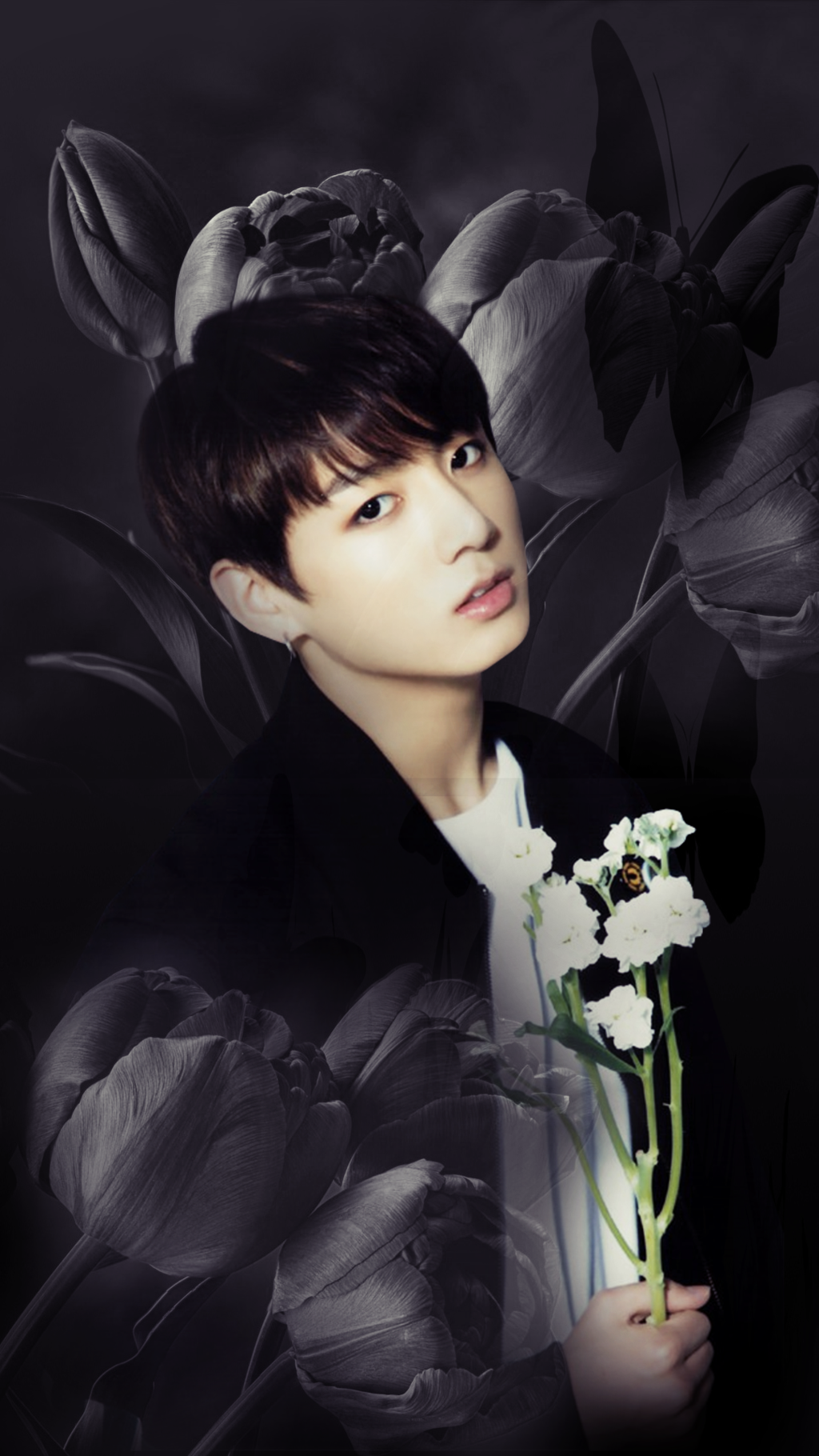 Jungkook (BTS) [Smartphone Wallpaper] (#1) by osche666 on DeviantArt