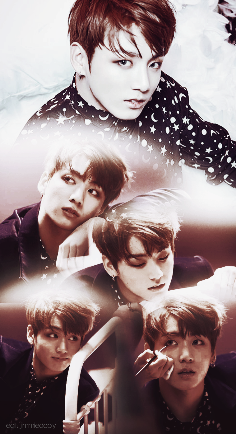 BTS Jungkook Wallpaper #WINGS by jimmiedooly on DeviantArt