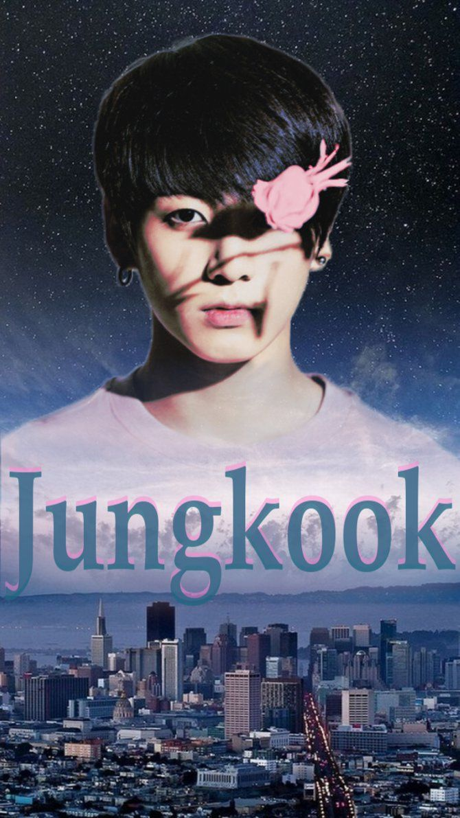 Jungkook Phone Wallpaper Edit by KiminSaber on DeviantArt