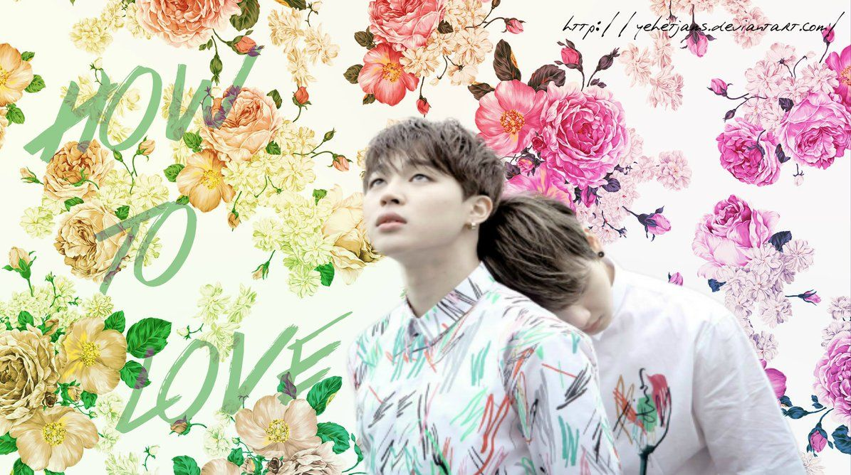 BTS Jimin and Jungkook wallpaper by Yehetjams on DeviantArt