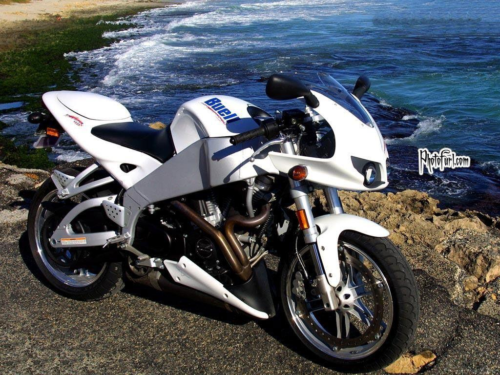 Buell White Lightning Heavy Bike Laptop Wallpaper | Free Wallpapers