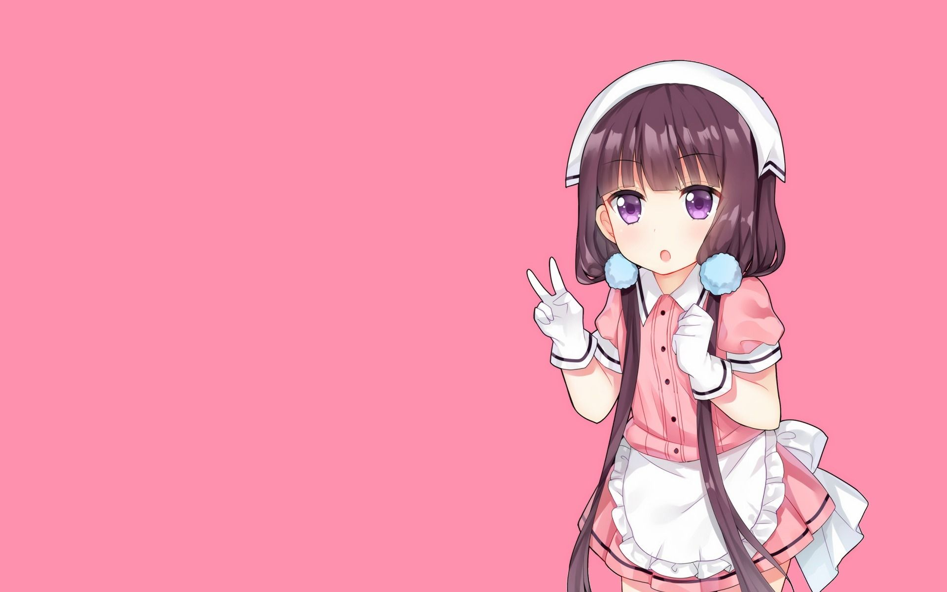 Blend S Anime, Full HD Wallpaper