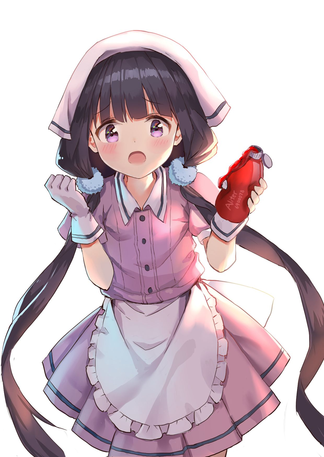 BLEND-S, #anime girls, #Sakuranomiya Maika | Wallpaper No. 582565 ...