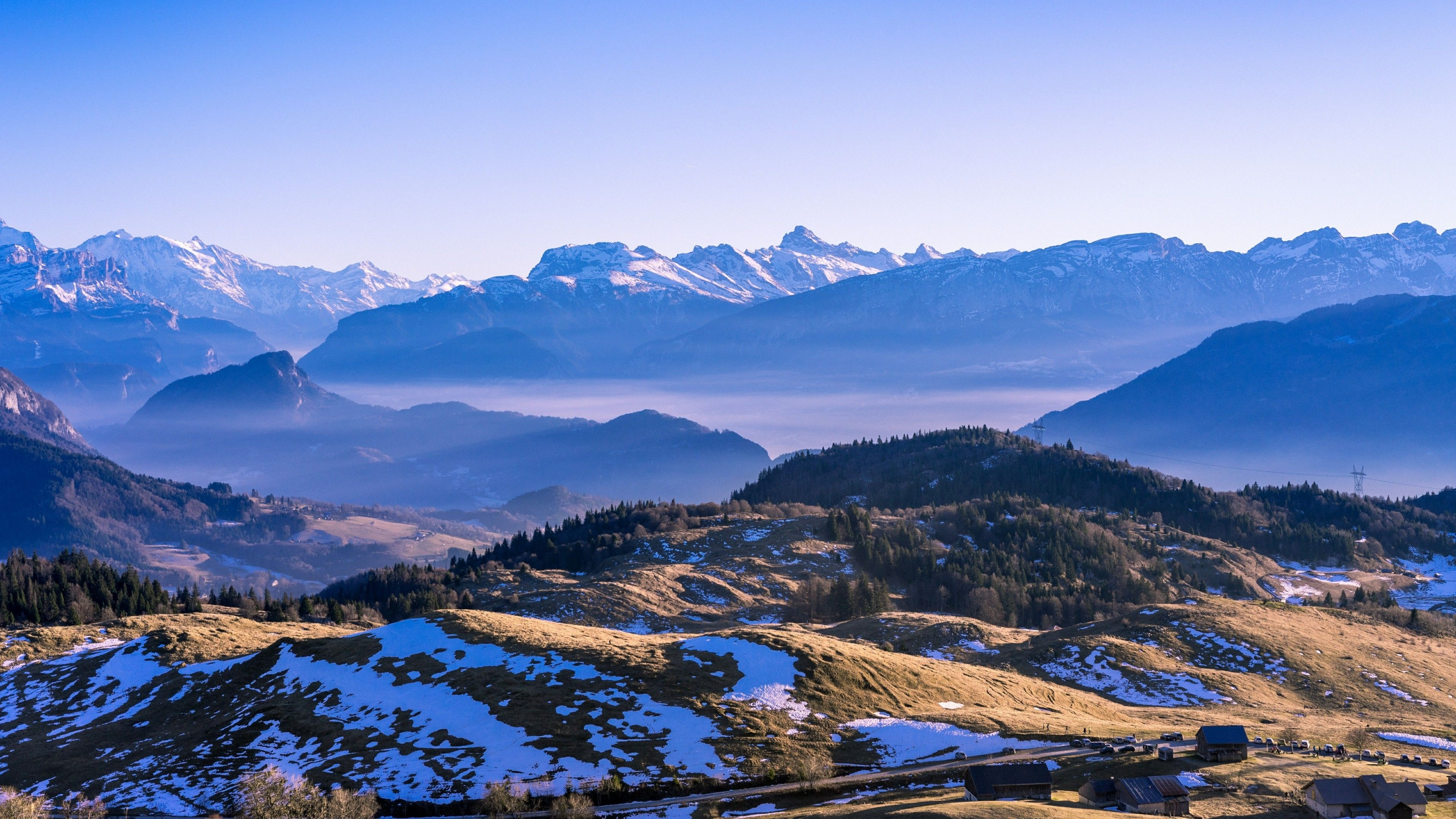 Hill station Wallpapers | Wallpaper Studio 10 | Tens of thousands ...