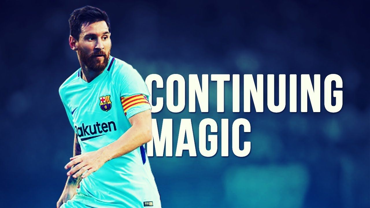 Lionel Messi - Continuing Magic | Preseason 2017/2018 HD - YouTube