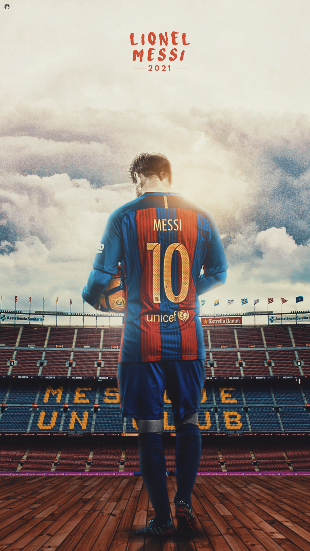 Lionel Messi Wallpaper 2017 by RonitGFX on DeviantArt