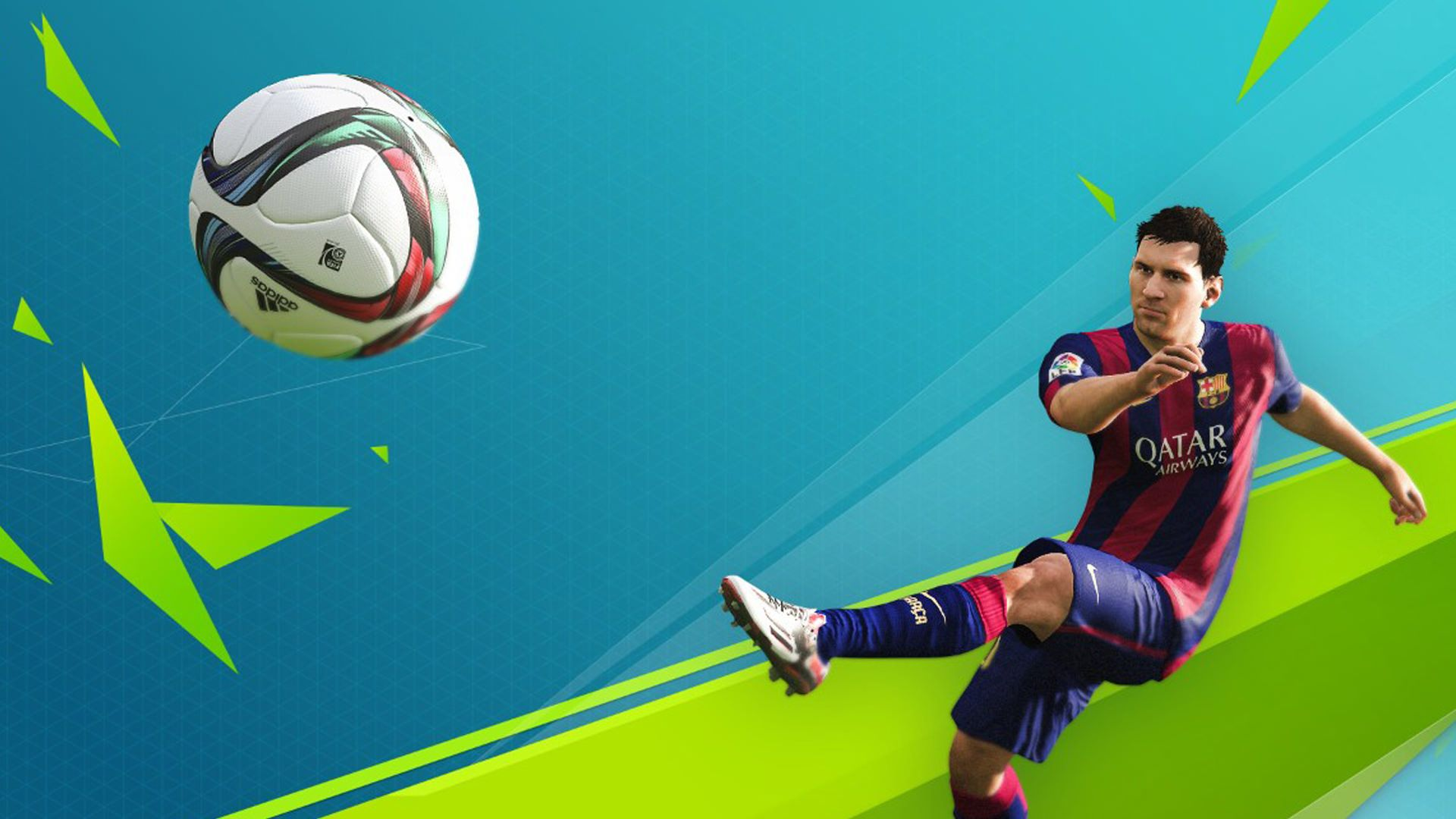 Fifa 16 Wallpaper Messi Fifa Wallpapers: Players, Teams, Leagues ...